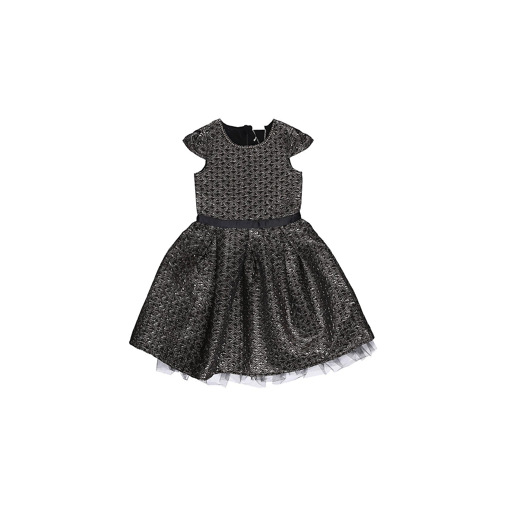 Luminoso Нарядное платье для девочки Luminoso жидкий меланж купить у производителя