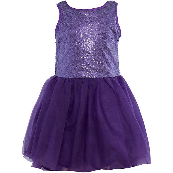 Нарядное платье для девочки Sweet BerryОдежда<br>Характеристики:<br><br>• Вид одежды: платье<br>• Предназначение: для праздника, торжеств<br>• Сезон: круглый год<br>• Материал: верх – 100% полиэстер; подкладка – 100% хлопок<br>• Цвет: фиолетовый<br>• Силуэт: классический А-силуэт<br>• Длина платья: миди<br>• Стиль юбки: пачка<br>• Вырез горловины: круглый<br>• Застежка: молния на спинке<br>• Особенности ухода: ручная стирка без применения отбеливающих средств, глажение при низкой температуре <br><br>Sweet Berry – это производитель, который сочетает в своей одежде функциональность, качество, стиль и следование современным мировым тенденциям в детской текстильной индустрии. <br>Стильное платье для девочки от знаменитого производителя детской одежды Sweet Berry выполнено из полиэстера с хлопковой подкладкой. Изделие имеет классический силуэт с отрезной талией и многослойную юбку-пачку со шлейфом. Пышность и объем юбке придает подъюбник. Полочка оформлена пайетками фиолетового цвета, вырез рукавов и горловины обработаны атласной лентой. Праздничное платье от Sweet Berry – это залог успеха вашего ребенка на любом торжестве!<br><br>Платье для девочки Sweet Berry можно купить в нашем интернет-магазине.<br>Ширина мм: 236; Глубина мм: 16; Высота мм: 184; Вес г: 177; Цвет: лиловый; Возраст от месяцев: 36; Возраст до месяцев: 48; Пол: Женский; Возраст: Детский; Размер: 104,116,98,110,122,128; SKU: 5052154;