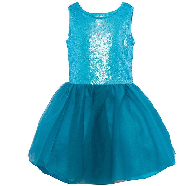 Нарядное платье для девочки Sweet BerryОдежда<br>Характеристики:<br><br>• Вид одежды: платье<br>• Предназначение: для праздника, торжеств<br>• Сезон: круглый год<br>• Материал: верх – 100% полиэстер; подкладка – 100% хлопок<br>• Цвет: бирюзовый, голубой<br>• Силуэт: классический А-силуэт<br>• Длина платья: миди<br>• Стиль юбки: пачка<br>• Вырез горловины: круглый<br>• Застежка: молния на спинке<br>• Особенности ухода: ручная стирка без применения отбеливающих средств, глажение при низкой температуре <br><br>Sweet Berry – это производитель, который сочетает в своей одежде функциональность, качество, стиль и следование современным мировым тенденциям в детской текстильной индустрии. <br>Стильное платье для девочки от знаменитого производителя детской одежды Sweet Berry выполнено из полиэстера с хлопковой подкладкой. Изделие имеет классический силуэт с отрезной талией и многослойную юбку-пачку со шлейфом. Пышность и объем юбке придает подъюбник. Полочка оформлена пайетками бирюзового цвета, вырез рукавов и горловины обработаны атласной лентой. Праздничное платье от Sweet Berry – это залог успеха вашего ребенка на любом торжестве!<br><br>Платье для девочки Sweet Berry можно купить в нашем интернет-магазине.<br>Ширина мм: 236; Глубина мм: 16; Высота мм: 184; Вес г: 177; Цвет: голубой; Возраст от месяцев: 36; Возраст до месяцев: 48; Пол: Женский; Возраст: Детский; Размер: 104,98,110,116,122,128; SKU: 5052161;