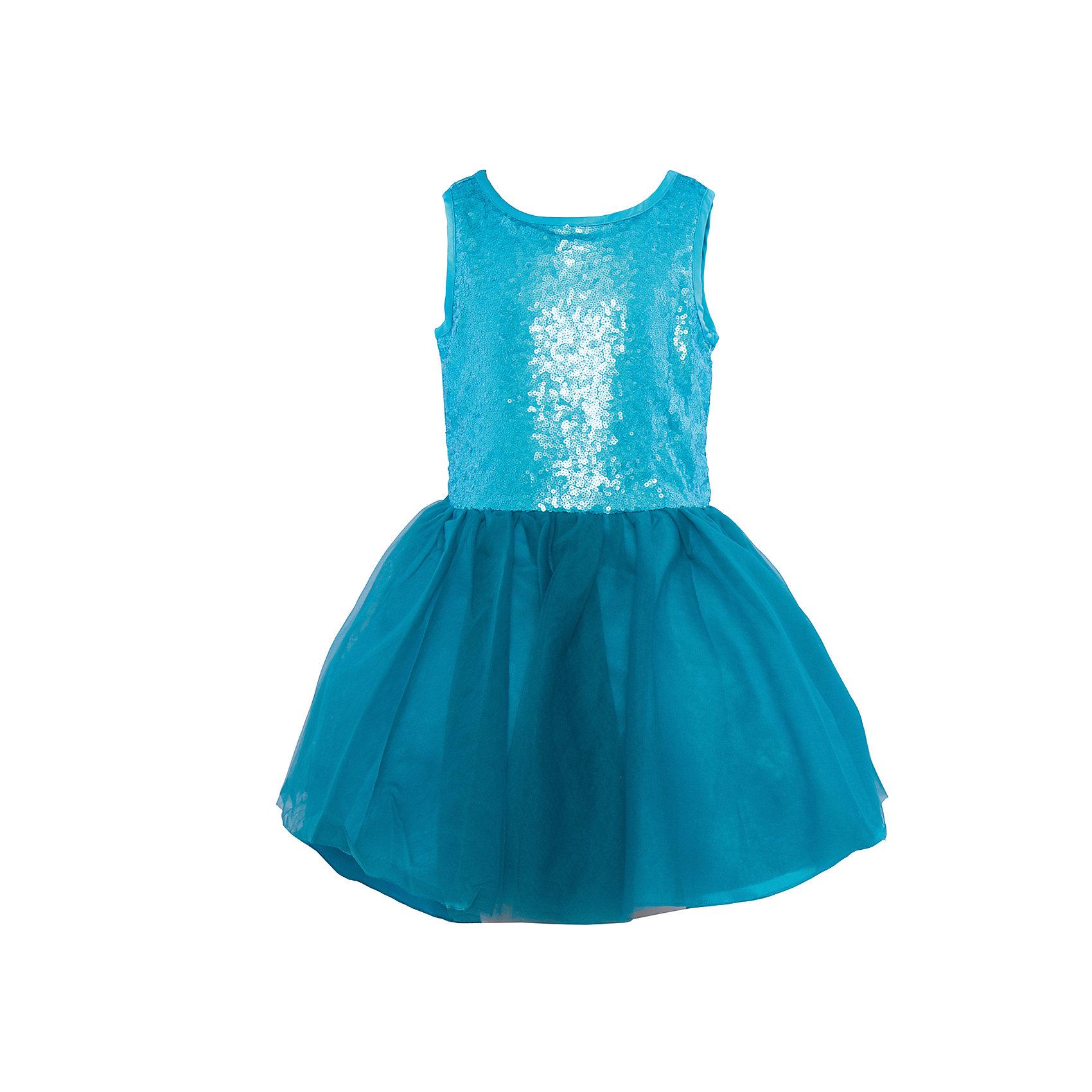 Нарядное платье для девочки Sweet BerryОдежда<br>Характеристики:<br><br>• Вид одежды: платье<br>• Предназначение: для праздника, торжеств<br>• Сезон: круглый год<br>• Материал: верх – 100% полиэстер; подкладка – 100% хлопок<br>• Цвет: бирюзовый, голубой<br>• Силуэт: классический А-силуэт<br>• Длина платья: миди<br>• Стиль юбки: пачка<br>• Вырез горловины: круглый<br>• Застежка: молния на спинке<br>• Особенности ухода: ручная стирка без применения отбеливающих средств, глажение при низкой температуре <br><br>Sweet Berry – это производитель, который сочетает в своей одежде функциональность, качество, стиль и следование современным мировым тенденциям в детской текстильной индустрии. <br>Стильное платье для девочки от знаменитого производителя детской одежды Sweet Berry выполнено из полиэстера с хлопковой подкладкой. Изделие имеет классический силуэт с отрезной талией и многослойную юбку-пачку со шлейфом. Пышность и объем юбке придает подъюбник. Полочка оформлена пайетками бирюзового цвета, вырез рукавов и горловины обработаны атласной лентой. Праздничное платье от Sweet Berry – это залог успеха вашего ребенка на любом торжестве!<br><br>Платье для девочки Sweet Berry можно купить в нашем интернет-магазине.<br><br>Ширина мм: 236<br>Глубина мм: 16<br>Высота мм: 184<br>Вес г: 177<br>Цвет: голубой<br>Возраст от месяцев: 36<br>Возраст до месяцев: 48<br>Пол: Женский<br>Возраст: Детский<br>Размер: 98,104,110,116,122,128<br>SKU: 5052161