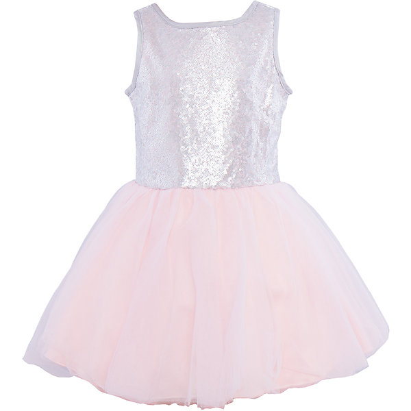 Нарядное платье для девочки Sweet BerryОдежда<br>Характеристики:<br><br>• Вид одежды: платье<br>• Предназначение: для праздника, торжеств<br>• Сезон: круглый год<br>• Материал: верх – 100% полиэстер; подкладка – 100% хлопок<br>• Цвет: серебристый, розовый<br>• Силуэт: классический А-силуэт<br>• Длина платья: миди<br>• Стиль юбки: пачка<br>• Вырез горловины: круглый<br>• Застежка: молния на спинке<br>• Особенности ухода: ручная стирка без применения отбеливающих средств, глажение при низкой температуре <br><br>Sweet Berry – это производитель, который сочетает в своей одежде функциональность, качество, стиль и следование современным мировым тенденциям в детской текстильной индустрии. <br>Стильное платье для девочки от знаменитого производителя детской одежды Sweet Berry выполнено из полиэстера с хлопковой подкладкой. Изделие имеет классический силуэт с отрезной талией и многослойную юбку-пачку со шлейфом. Пышность и объем юбке придает подъюбник. Полочка оформлена пайетками серебристого цвета, вырез рукавов и горловины обработаны атласной лентой. Праздничное платье от Sweet Berry – это залог успеха вашего ребенка на любом торжестве!<br><br>Платье для девочки Sweet Berry можно купить в нашем интернет-магазине.<br>Ширина мм: 236; Глубина мм: 16; Высота мм: 184; Вес г: 177; Цвет: розовый; Возраст от месяцев: 24; Возраст до месяцев: 36; Пол: Женский; Возраст: Детский; Размер: 98,104,128,122,116,110; SKU: 5052168;