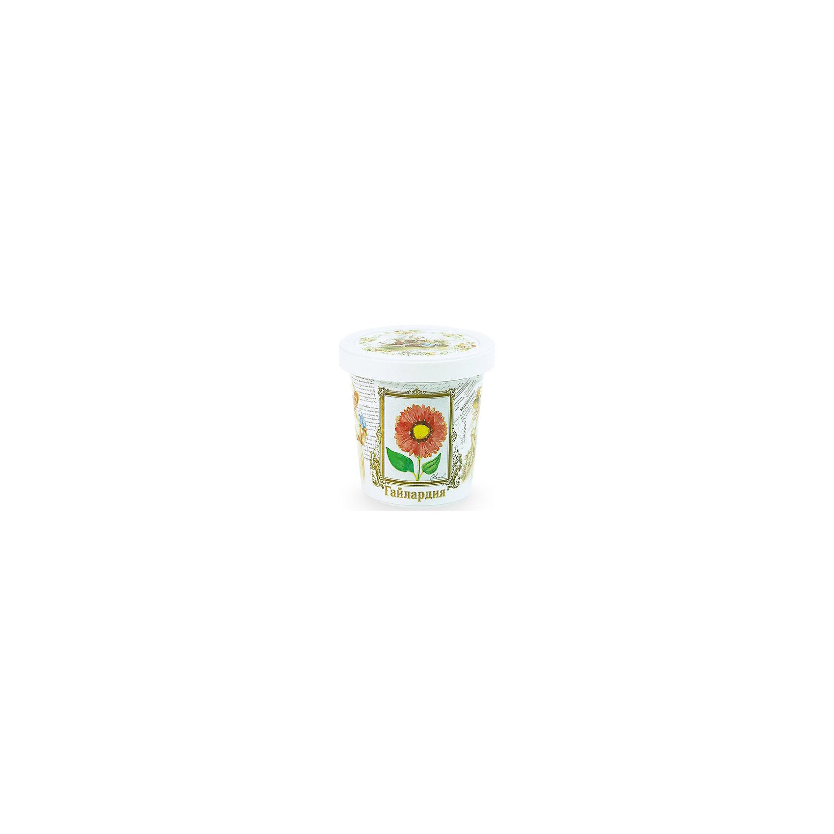 Набор для выращивания Гайлардия Rostok VisaНаборы для выращивания растений<br>Гайлардия, Rostok Visa.<br><br>Характеристики:<br><br>• вы сможете выращивать растения у себя дома<br>• экологически чистая продукция<br>• не содержит химикаты<br>• отличная всхожесть<br>• приятный дизайн<br>• в комплекте: горшочек, пакет с семенами, грунт, инструкция<br>• размер упаковки: 7,5х7,5х12 см<br>• вес: 275 грамм<br><br>Набор Гайлардия подойдет для любителей садоводства. С его помощью ребенок научится выращивать гайлардию из семейства астровых и ухаживать за ней. Прочитав инструкцию, вы узнаете как именно нужно ухаживать за растением. Процесс выращивания понравится ребенку, а взрослое растение в оригинальном горшочке украсит вашу комнату!<br><br>Набор Гайлардия, Rostok Visa вы можете купить в нашем интернет-магазине.<br><br>Ширина мм: 120<br>Глубина мм: 75<br>Высота мм: 75<br>Вес г: 267<br>Возраст от месяцев: 168<br>Возраст до месяцев: 240<br>Пол: Унисекс<br>Возраст: Детский<br>SKU: 5053975