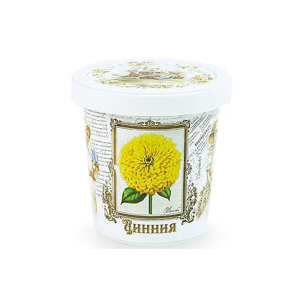 Набор для выращивания Цинния Rostok VisaВыращивание растений<br>Цинния, Rostok Visa.<br><br>Характеристики:<br><br>• вы сможете выращивать растения у себя дома<br>• экологически чистая продукция<br>• не содержит химикаты<br>• отличная всхожесть<br>• приятный дизайн<br>• в комплекте: горшочек, пакет с семенами, грунт, инструкция<br>• размер упаковки: 7,5х7,5х12 см<br>• вес: 275 грамм<br><br>Набор для выращивания Цинния станет прекрасным подарком начинающему садоводу. Цинния символизирует верность, поэтому она отлично подойдет для каждого дома. В наборе вы найдете инструкцию по уходу за цветком. Качественные семена и агроткань гарантируют отличную всхожесть. Винтажный горшок со взрослым цветком хорошо впишется в интерьер комнаты.<br><br>Набор Цинния, Rostok Visa вы можете купить в нашем интернет-магазине.<br>Ширина мм: 120; Глубина мм: 75; Высота мм: 75; Вес г: 267; Возраст от месяцев: 168; Возраст до месяцев: 240; Пол: Унисекс; Возраст: Детский; SKU: 5053976;