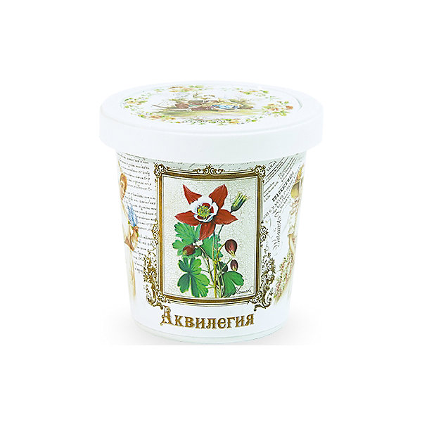 Набор для выращивания Аквилегия Rostok VisaВыращивание растений<br>Аквилегия, Rostok Visa.<br><br>Характеристики:<br><br>• вы сможете выращивать растения у себя дома<br>• экологически чистая продукция<br>• не содержит химикаты<br>• отличная всхожесть<br>• приятный дизайн<br>• в комплекте: горшочек, пакет с семенами, грунт, инструкция<br>• размер упаковки: 7,5х7,5х12 см<br>• вес: 275 грамм<br><br>Набор для выращивания Аквилегия поможет вам вырастить цветы в уютном горшочке у себя дома. Экологически чистая и качественная продукция гарантирует высокую всхожесть. Красивый цветок приятно дополнит вашу комнату.<br><br>Набор Аквилегия, Rostok Visa можно приобрести в нашем интернет-магазине.<br>Ширина мм: 120; Глубина мм: 75; Высота мм: 75; Вес г: 267; Возраст от месяцев: 168; Возраст до месяцев: 240; Пол: Унисекс; Возраст: Детский; SKU: 5053982;