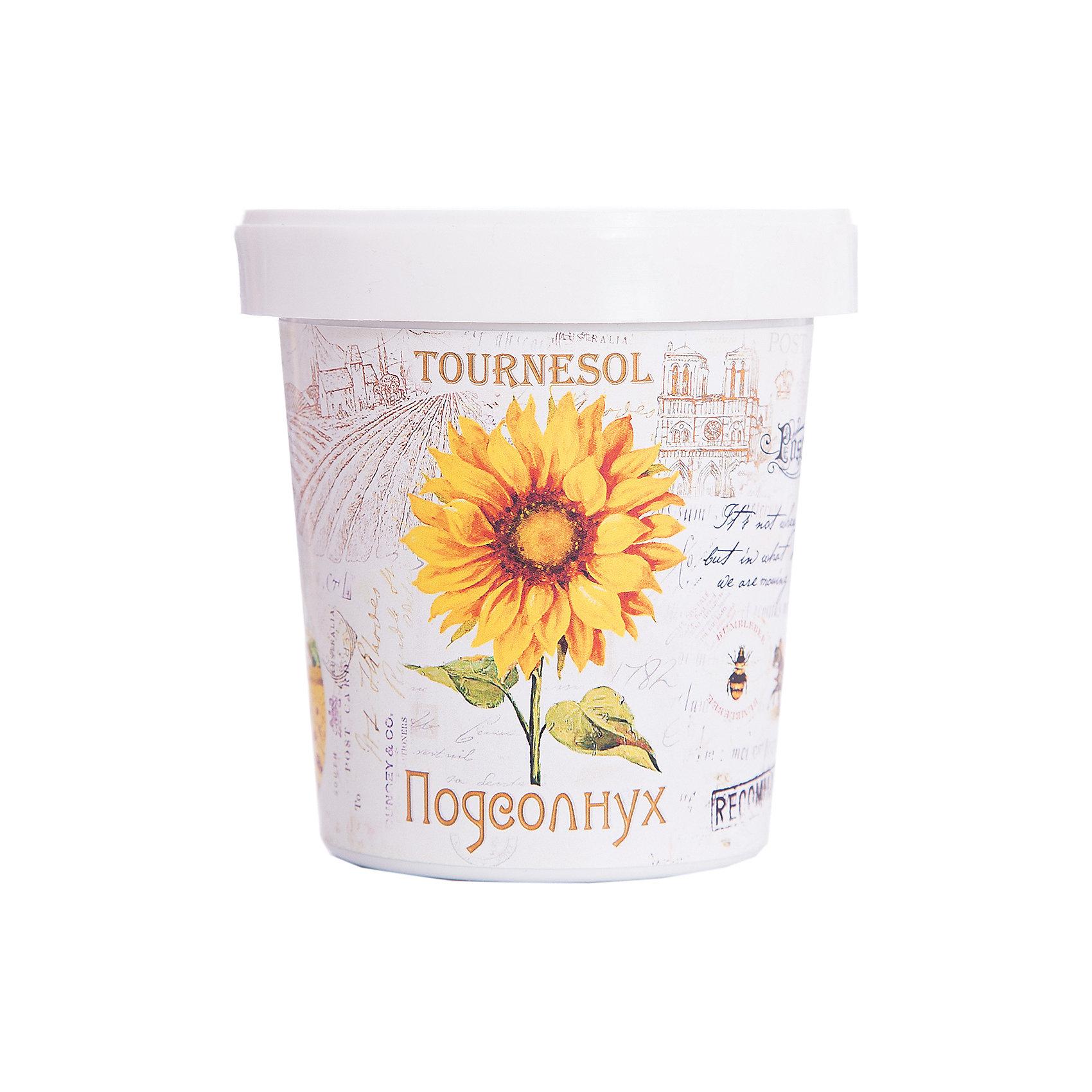 Набор для выращивания Подсолнечник Rostok VisaНаборы для выращивания растений<br>Подсолнечник, Rostok Visa.<br><br>Характеристики:<br><br>• вы сможете выращивать растения у себя дома<br>• экологически чистая продукция<br>• не содержит химикаты<br>• отличная всхожесть<br>• приятный дизайн<br>• в комплекте: горшочек, пакет с семенами, грунт, инструкция<br>• размер упаковки: 7,5х7,5х12 см<br>• вес: 275 грамм<br><br>Набор Подсолнечник подойдет для любителей садоводства. С его помощью ребенок научится выращивать подсолнечник и ухаживать за ним. Прочитав инструкцию, вы узнаете как именно нужно ухаживать за растением. Процесс выращивания понравится ребенку, а взрослое растение в оригинальном горшочке украсит вашу комнату!<br><br>Набор Подсолнечник, Rostok Visa вы можете купить в нашем интернет-магазине.<br><br>Ширина мм: 120<br>Глубина мм: 75<br>Высота мм: 75<br>Вес г: 267<br>Возраст от месяцев: 168<br>Возраст до месяцев: 240<br>Пол: Унисекс<br>Возраст: Детский<br>SKU: 5053987
