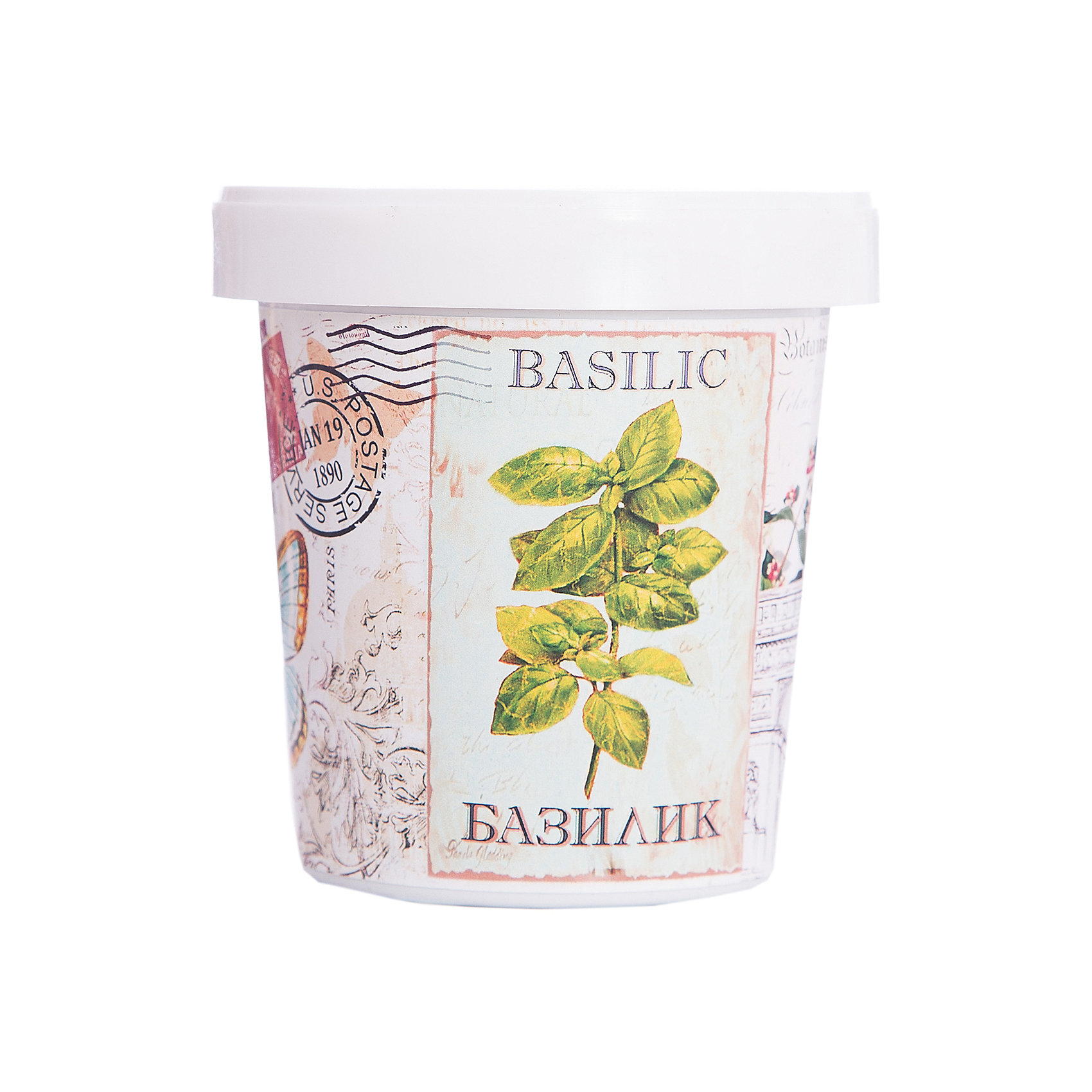Набор для выращивания Базилик Rostok VisaНаборы для выращивания растений<br>Базилик, Бумбарам.<br><br>Характеристики:<br><br>• вы сможете выращивать растения у себя дома<br>• экологически чистая продукция<br>• не содержит химикаты<br>• отличная всхожесть<br>• приятный дизайн<br>• в комплекте: горшочек, пакет с семенами, грунт, инструкция<br>• размер упаковки: 7,5х7,5х12 см<br>• вес: 275 грамм<br><br>Если вы хотите продлить дачный сезон, то набор Базилик отлично подойдет вам! С его помощью вы сможете вырастить базилик в домашних условиях. Продукция качественная и экологически чистая, что гарантирует высокую всхожесть. Подробная инструкция расскажет как правильно ухаживать за растением. Готовое растение можно использовать при приготовлении блюд. Прекрасный подарок любителям садоводства!<br><br>Набор Базилик, Бумбарам можно купить в нашем интернет-магазине.<br><br>Ширина мм: 120<br>Глубина мм: 75<br>Высота мм: 75<br>Вес г: 267<br>Возраст от месяцев: 168<br>Возраст до месяцев: 240<br>Пол: Унисекс<br>Возраст: Детский<br>SKU: 5053989