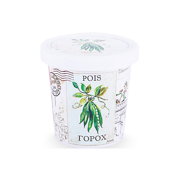 Набор для выращивания Горох Rostok VisaВыращивание растений<br>Горох, Бумбарам.<br><br>Характеристики:<br><br>• вы сможете выращивать растения у себя дома<br>• экологически чистая продукция<br>• не содержит химикаты<br>• отличная всхожесть<br>• приятный дизайн<br>• в комплекте: горшочек, пакет с семенами, грунт, инструкция<br>• размер упаковки: 7,5х7,5х12 см<br>• вес: 275 грамм<br><br>Если вы хотите продлить дачный сезон у себя дома, то набор для выращивания Горох станет прекрасным подарком для вас. С его помощью вы сможете вырастить настоящий горох в домашних условиях. Продукция экологически чистая и гарантирует высокую всхожесть. Выросшее растение порадует вас вполне съедобными плодами. Такой набор - прекрасный повод для продолжения дачного сезона!<br><br>Набор Горох, Бумбарам можно купить в нашем интернет-магазине.<br><br>Ширина мм: 120<br>Глубина мм: 75<br>Высота мм: 75<br>Вес г: 267<br>Возраст от месяцев: 168<br>Возраст до месяцев: 240<br>Пол: Унисекс<br>Возраст: Детский<br>SKU: 5053990