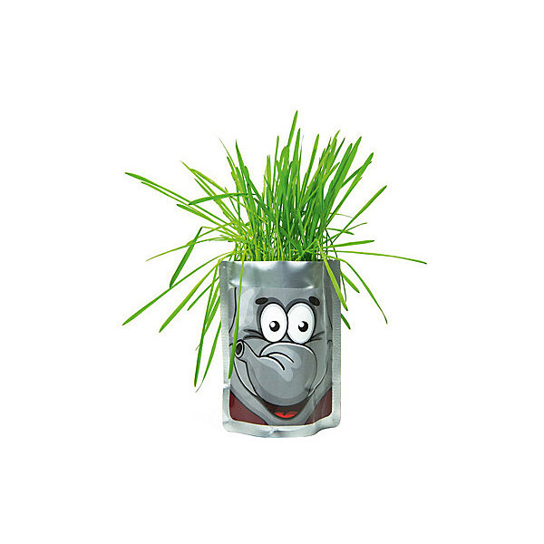 Набор для выращивания Сафари - Слон Happy PlantВыращивание растений<br>Happy Plant Слон.<br><br>Характеристики:<br><br>• научит ребенка выращивать растения и ухаживать за ними<br>• развивает фантазию <br>• яркий оригинальный дизайн<br>• качественные семена<br>• в комплекте: пакет-горшочек, органический субстрат для посадки, семена, лопатка, инструкция<br>• размер: 18х13 см<br>• объем: 500 мл<br>• Вес: 230 грамм<br><br>Забавный Слон научит ребенка ухаживать за растениями. С помощью инструкции ребенок с радостью посадит семена и будет наблюдать за ростом травки. Ее можно подстригать, придавая различные формы. Кроме того, Вы сможете придумывать слону различные прически. Такой веселый слоник должен быть у каждого юного садовода!<br><br>Happy Plant Слон, Вы можете купить в нашем интернет-магазине.<br>Ширина мм: 180; Глубина мм: 130; Высота мм: 80; Вес г: 230; Возраст от месяцев: 168; Возраст до месяцев: 240; Пол: Унисекс; Возраст: Детский; SKU: 5053997;