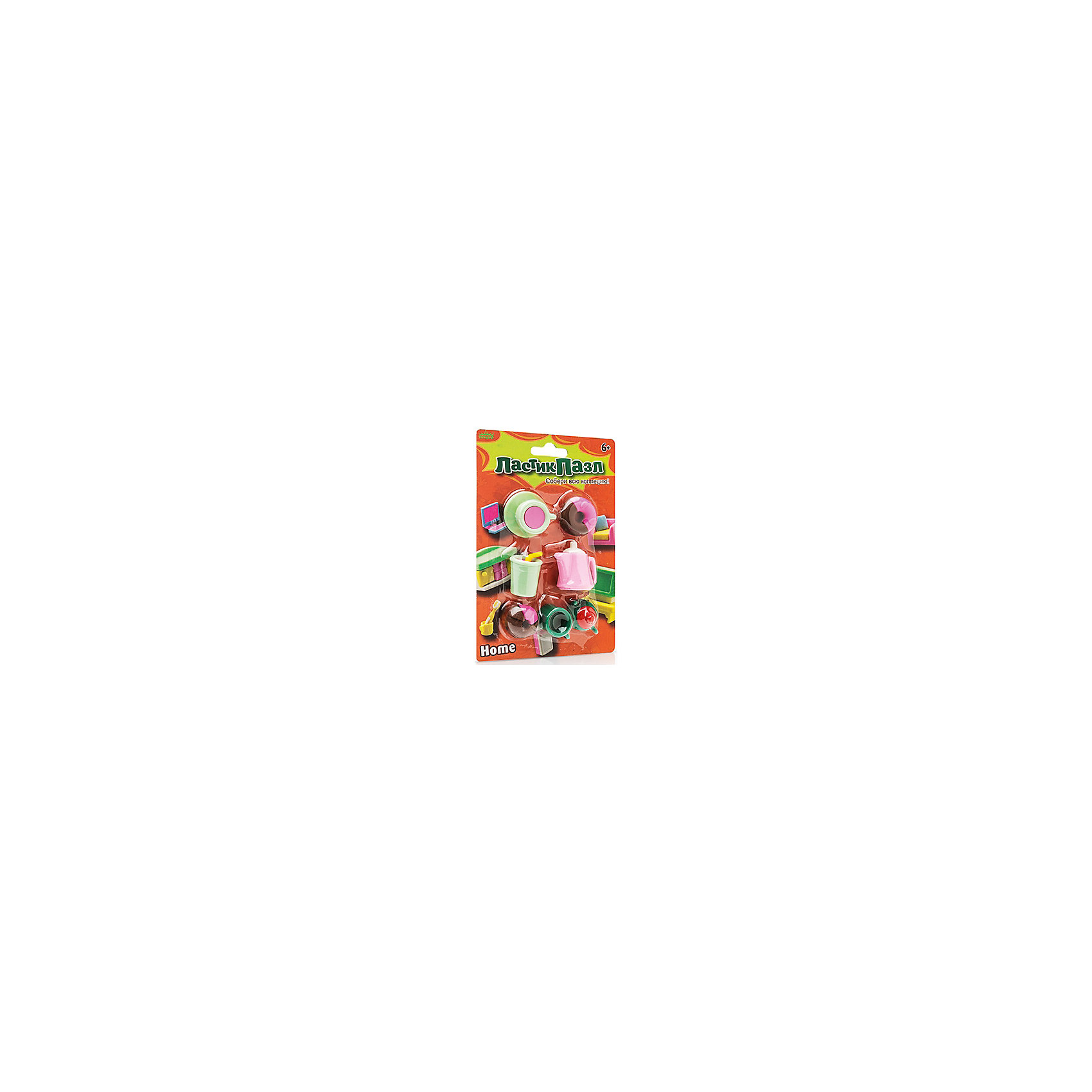 Набор Ластик-пазл - Домашний уют БумбарамНабор Ластики-пазлы на блистере Домашний уют, Бумбарам.<br><br>Характеристики:<br><br>• качественный ластик<br>• каждый ластик состоит из нескольких пазлов<br>• развивает внимательность, усидчивость и мелкую моторику<br>• яркий дизайн<br>• материал: резина<br>• размер фигурок: 2-4 см<br>• размер упаковки: 13,5х9,5 см<br>• вес: 85 грамм<br><br>Набор Ластики-пазлы на блистере Домашний уют содержит 7 различных атрибутов для уютного отдыха дома. Все фигурки можно разобрать, а затем снова собрать пазл. Это поможет развить мелкую моторику, внимательность и логику. Такие универсальные ластики пригодятся каждому ребенку!<br><br>Набор Ластики-пазлы на блистере Домашний уют, Бумбарам вы можете купить в нашем интернет-магазине.<br><br>Ширина мм: 135<br>Глубина мм: 95<br>Высота мм: 50<br>Вес г: 85<br>Возраст от месяцев: 72<br>Возраст до месяцев: 144<br>Пол: Женский<br>Возраст: Детский<br>SKU: 5054012