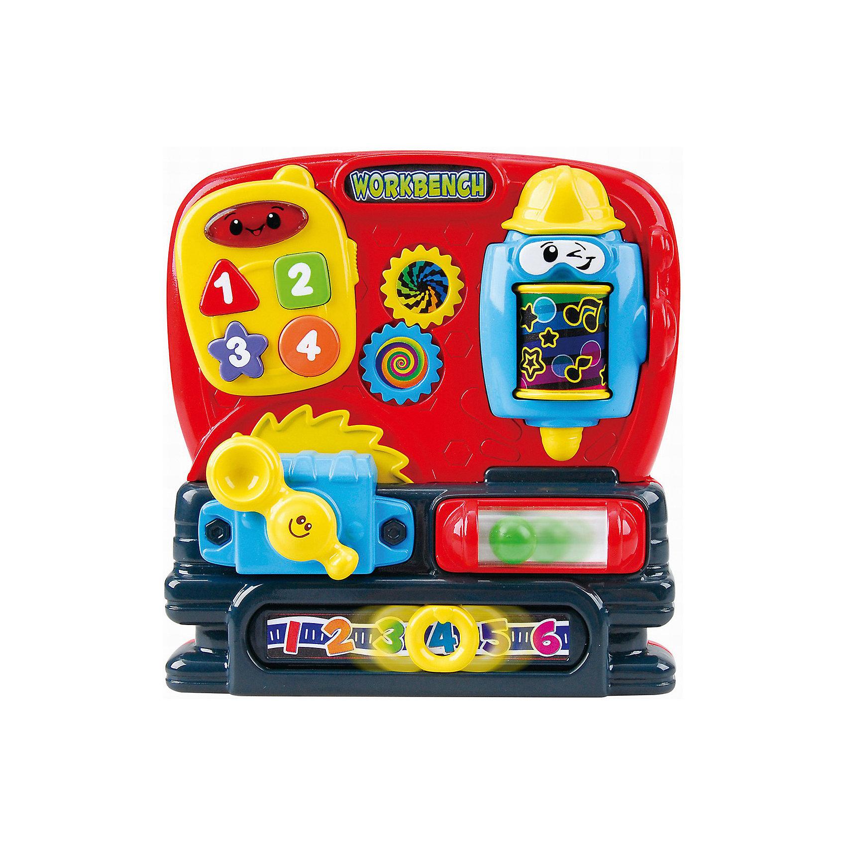 - Развивающая игрушка Мастерская, Playgo сортеры playgo развивающая игрушка самолет сортер