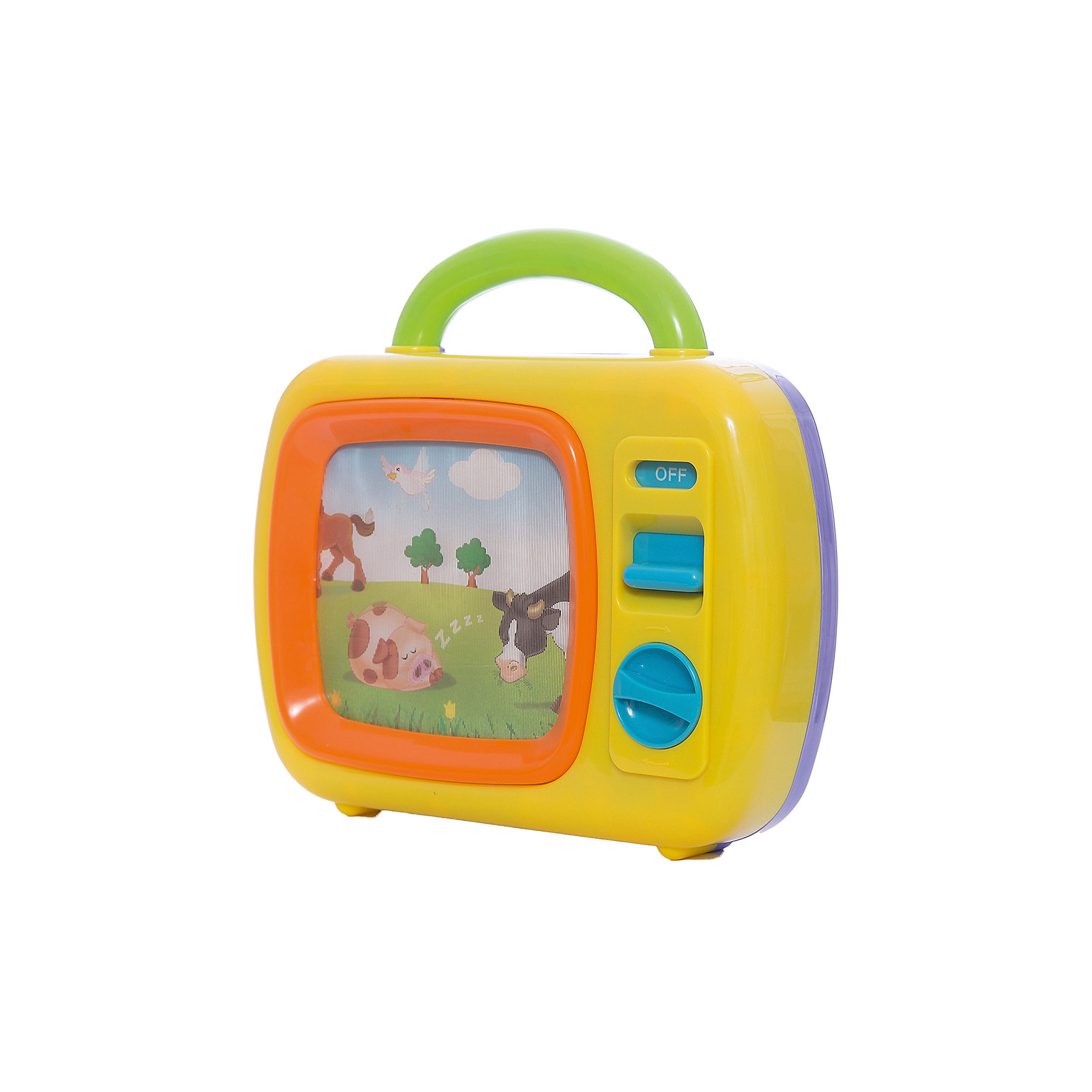 - Развивающий центр Телевизор - Животные, Playgo центр развивающий playgo телевизор 2196
