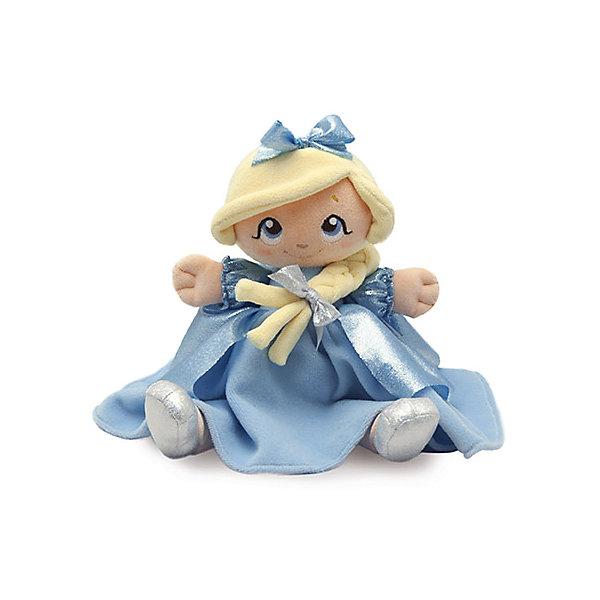 Мягкая кукла Снежная королева, 26 см, TrudiКуклы<br>Милая мягкая куколка станет отличным подарком любой девочке. Большие добрые глаза, атласный бантик, длинная коса и красивое голубое платье никого не оставят равнодушным! С такой куклой будет очень весело играть днем и спокойно и уютно засыпать ночью. Игрушка очень приятная на ощупь, выполнена из мягкого плюша, набита гипоаллергенным нетоксичным наполнителем - абсолютно безопасна для детей. <br><br>Дополнительная информация:<br><br>- Материал: плюш, пластик, текстиль, искусственный мех. <br>- Высота: 26 см. <br><br>Мягкую куклу Снежная королева, 26 см, Trudi (Труди), можно купить в нашем магазине.<br><br>Ширина мм: 150<br>Глубина мм: 260<br>Высота мм: 90<br>Вес г: 160<br>Возраст от месяцев: 12<br>Возраст до месяцев: 2147483647<br>Пол: Женский<br>Возраст: Детский<br>SKU: 5055266