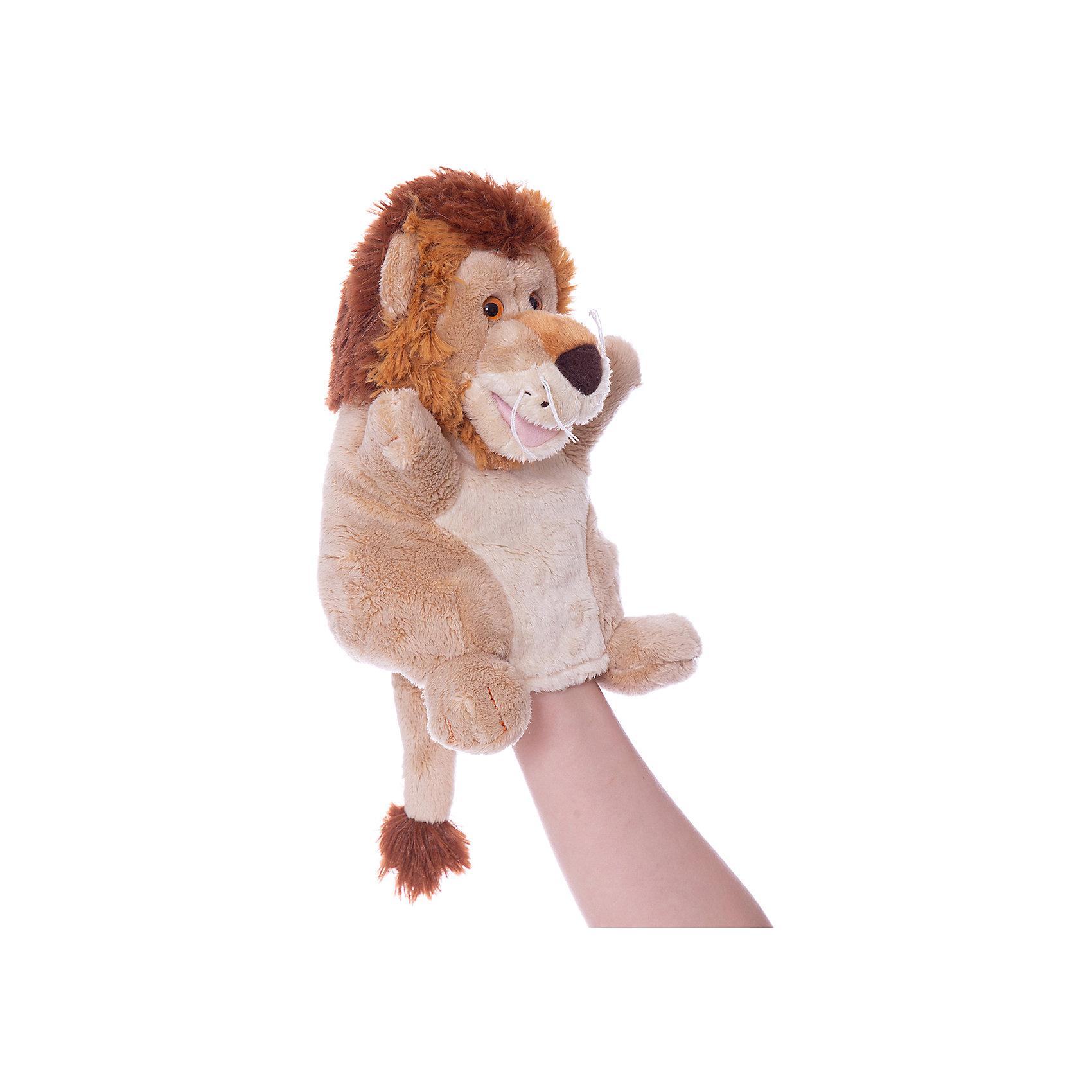 Мягкая игрушка на руку Лев, 25 см, TrudiМягкие игрушки на руку<br>Очаровательный Лев приведет в восторг любого ребенка. Игрушка надевается на руку: вы сможете разыграть с детьми маленький спектакль, а уже подросшие ребята смогут играть с забавным львенком самостоятельно.<br>Игрушка изготовлена из высококачественных экологичных материалов абсолютно безопасных для детей. Благодаря тщательной проработке всех деталей Лев выглядит очень реалистично, что, несомненно, порадует ребенка. Прекрасный подарок на любой праздник! <br><br>Дополнительная информация:<br><br>- Материал: плюш, пластик, текстиль, искусственный мех. <br>- Высота: 25 см. <br>- Допускается машинная стирка при деликатной режиме (30 ?).<br><br>Мягкую игрушку на руку, Льва, 25 см, Trudi (Труди), можно купить в нашем магазине.<br><br>Ширина мм: 130<br>Глубина мм: 190<br>Высота мм: 250<br>Вес г: 120<br>Возраст от месяцев: 12<br>Возраст до месяцев: 2147483647<br>Пол: Унисекс<br>Возраст: Детский<br>SKU: 5055270