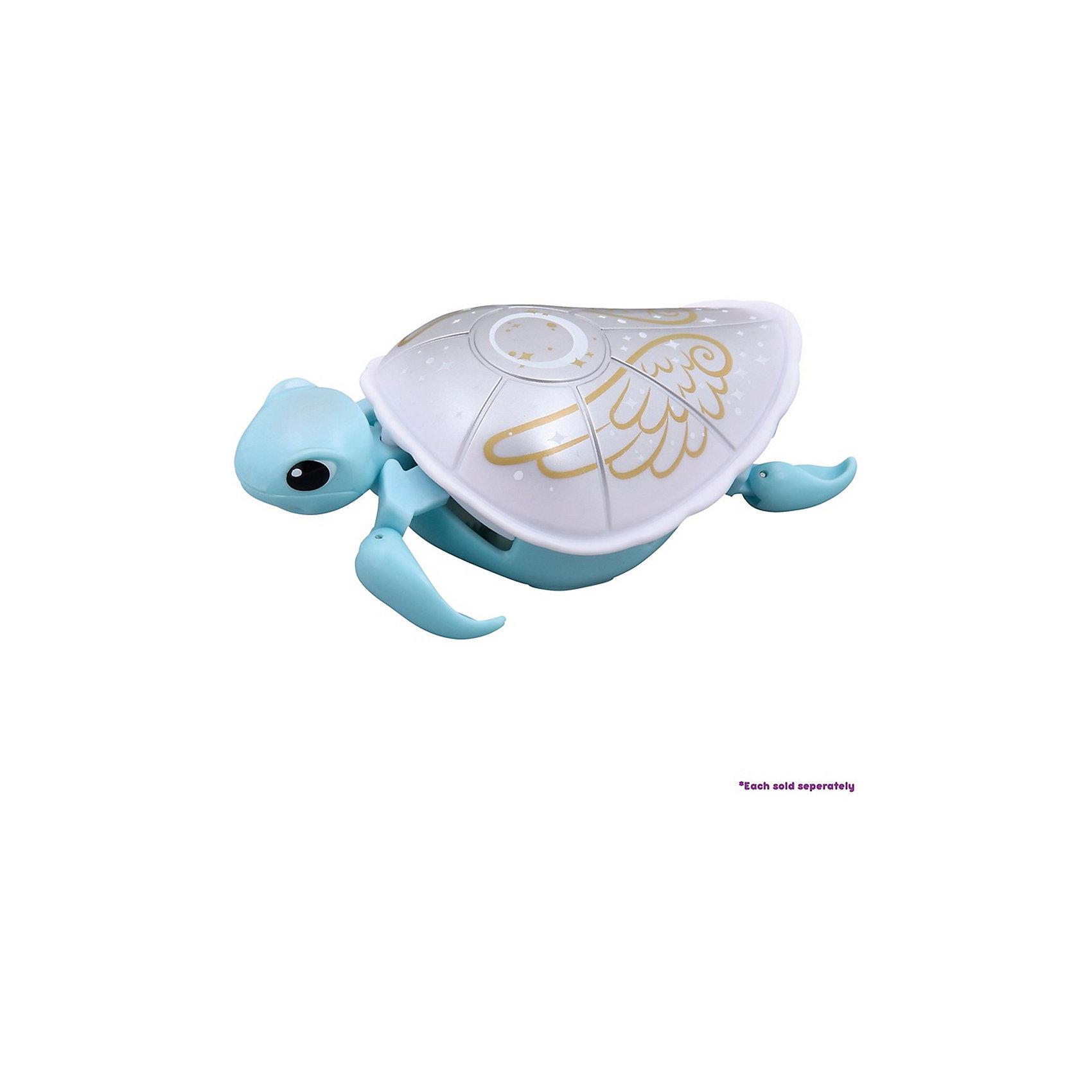 Интерактивная черепашка, голубая, 3-я серия, Little Live PetsИнтерактивные животные<br>Интерактивная черепашка, голубая, 3-я серия, Little Live Pets – разнообразит купание вашего малыша. <br>Черепашка не только замечательно ползает на суше, но и отлично плавает в воде. Черепашка очень похожа на настоящую. Материал безопасен для детей, не выделяет вредных веществ в воду. Она шевелит ластами и головой. Кнопка включения находится на брюшке. Не рекомендуется играть в морской воде и на песке.<br><br>Дополнительная информация:<br><br>- возраст: от 5 лет<br>- материал: пластик<br>- на батарейке ААА(LR03)  <br>- цвет: голубой с перламутровым панцирем<br><br>Интерактивную черепашку, голубая, 3-я серия, Little Live Pets можно купить в нашем интернет-магазине.<br><br>Ширина мм: 50<br>Глубина мм: 160<br>Высота мм: 220<br>Вес г: 200<br>Возраст от месяцев: 60<br>Возраст до месяцев: 120<br>Пол: Унисекс<br>Возраст: Детский<br>SKU: 5055302
