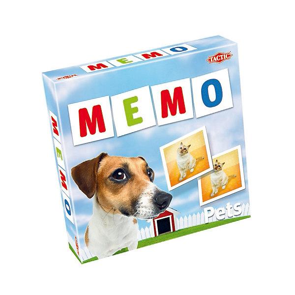 Игра Мемо Животные 2, Tactic GamesИгры мемо<br>Игра Мемо Животные 2, Tactic Games – интересная игра, развивающая детей. <br>В наборе множество красочных фотографий различных животных. Расположите картинки на столе и поочередно открывайте их. Тот, кто первый видит пару, должен стукнуть по первой картинке из пары. Игра развивает память, внимание, усидчивость и логическое мышление.<br><br>Дополнительная информация:<br><br>- возраст: от 3 лет<br><br>Игру Мемо Животные 2, Tactic Games можно купить в нашем интернет-магазине.<br>Ширина мм: 220; Глубина мм: 50; Высота мм: 220; Вес г: 400; Возраст от месяцев: 36; Возраст до месяцев: 2147483647; Пол: Унисекс; Возраст: Детский; SKU: 5055324;