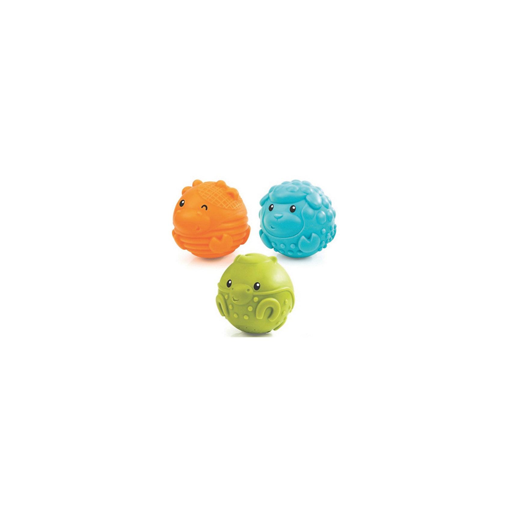 Игровые фигурки - шарики Sensory, BKidsРазвивающие игрушки<br>Развивать способности ребенка можно с самого раннего возраста. Делая это в игре, малыш всесторонне изучает мир и осваивает новые навыки. Эта игрушка представляет собой шарик Sensory, выполненный в виде зверюшки, он издаёт звук.<br>Такие игрушки способствуют развитию мелкой моторики, воображения, цвето- и звуковосприятия, тактильных ощущений и обучению. Изделие разработано специально для самых маленьких. Сделано из материалов, безопасных для детей.<br><br>Дополнительная информация:<br><br>цвет: разноцветный;<br>каждый шарик продается отдельно;<br>возраст: с полугода.<br><br>Игровые фигурки - шарики Sensory от бренда BKids можно купить в нашем интернет-магазине.<br><br>Ширина мм: 266<br>Глубина мм: 266<br>Высота мм: 82<br>Вес г: 66<br>Возраст от месяцев: 6<br>Возраст до месяцев: 36<br>Пол: Унисекс<br>Возраст: Детский<br>SKU: 5055383