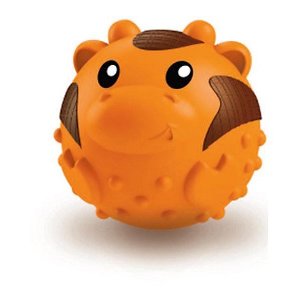 Большая фигурка Sensory, BKidsРазвивающие игрушки<br>Характеристики:<br><br>• развивающая игрушка для детей старше 6 месяцев;<br>• объемный пластиковый шар;<br>• наличие различных выпуклостей;<br>• развитие мелкой моторики и тактильного восприятия;<br>• материал: пластик;<br>• размер упаковки: 15,5х15,5х5,5 см.<br> <br>Музыкальная игрушка в виде зверушки издает звук при встряхивании. Фигурка Sensory с выпуклостями направлена на тренировку мелкой моторики рук. Ребенок изучает свойства игрушки, обследует каждый сантиметр фигурки Sensory. <br><br>Большая фигурка Sensory, BKids можно купить в нашем интернет-магазине.<br>Ширина мм: 155; Глубина мм: 155; Высота мм: 54; Вес г: 200; Возраст от месяцев: 6; Возраст до месяцев: 36; Пол: Унисекс; Возраст: Детский; SKU: 5055384;