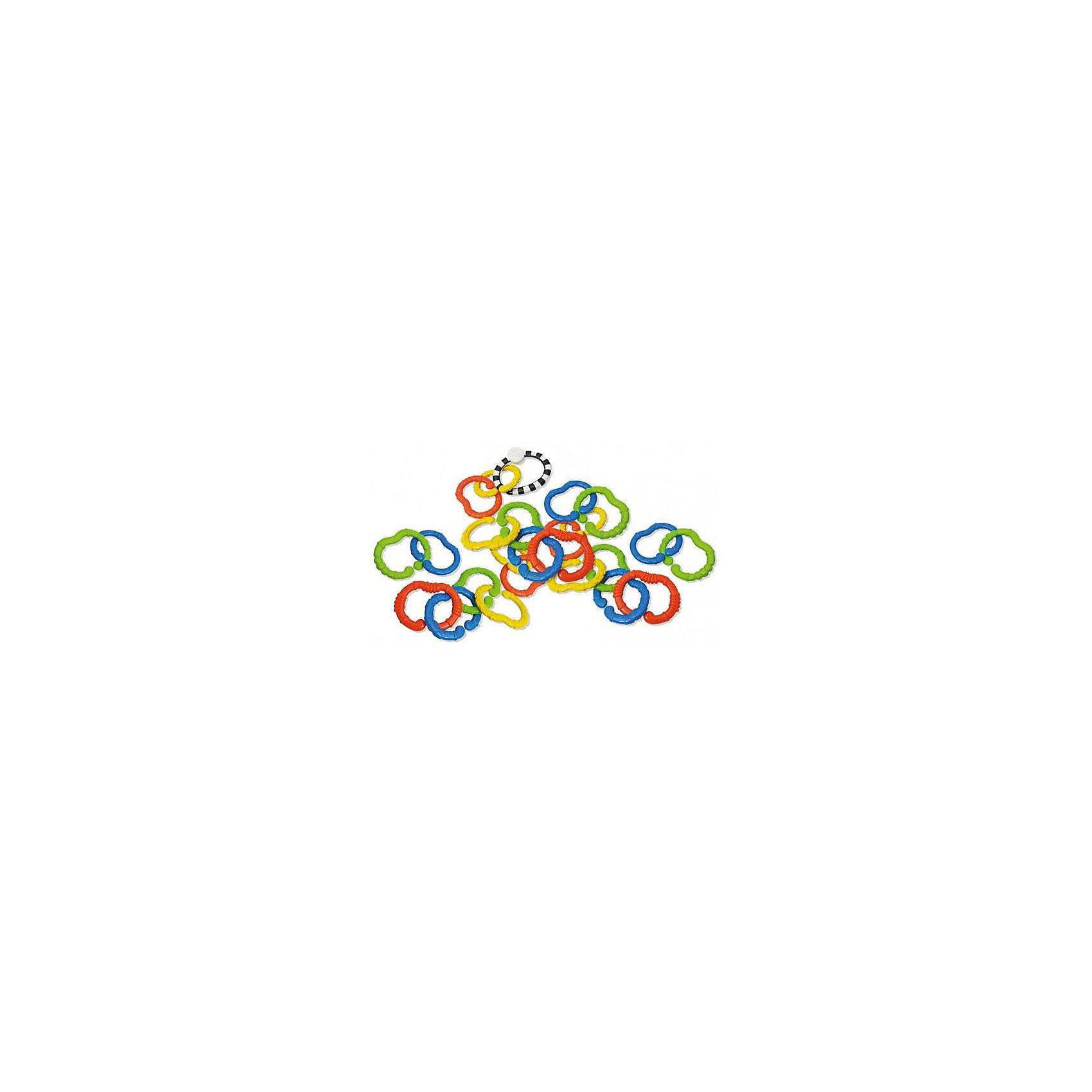 Игрушка - цепь Веселые колечки, 25 шт, BKidsРазвивающие игрушки<br>Развивать способности ребенка можно с самого раннего возраста. Делая это в игре, малыш всесторонне изучает мир и осваивает новые навыки. Эта игрушка представляет собой набор с разными цветами и текстурами. Это одновременно и прорезыватель!<br>Такие игрушки способствуют развитию мелкой моторики, воображения, цвето- и звуковосприятия, тактильных ощущений и обучению. Изделие разработано специально для самых маленьких. Сделано из материалов, безопасных для детей.<br><br>Дополнительная информация:<br><br>цвет: разноцветный;<br>комплектация: 25 шт;<br>возраст: с рождения.<br><br>Игрушку - цепь Веселые колечки, 25 шт, от бренда BKids можно купить в нашем интернет-магазине.<br><br>Ширина мм: 68<br>Глубина мм: 68<br>Высота мм: 216<br>Вес г: 191<br>Возраст от месяцев: 12<br>Возраст до месяцев: 36<br>Пол: Унисекс<br>Возраст: Детский<br>SKU: 5055395
