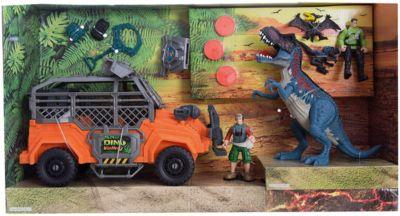 Игровой набор Большая охота на Тиранозавра , Chap Mei