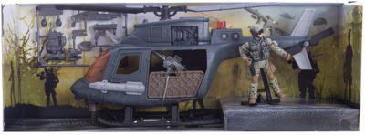 Игровой набор Десантный вертолет , Chap Mei