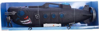 Игровой набор Боевая субмарина с батискафом , Chap Mei