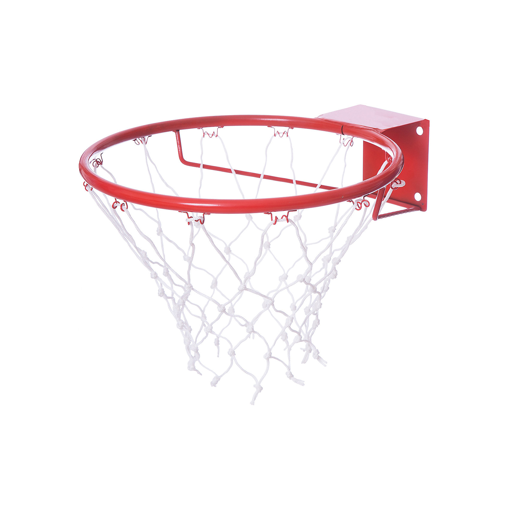 Кольцо баскетбольное №7, с сеткой