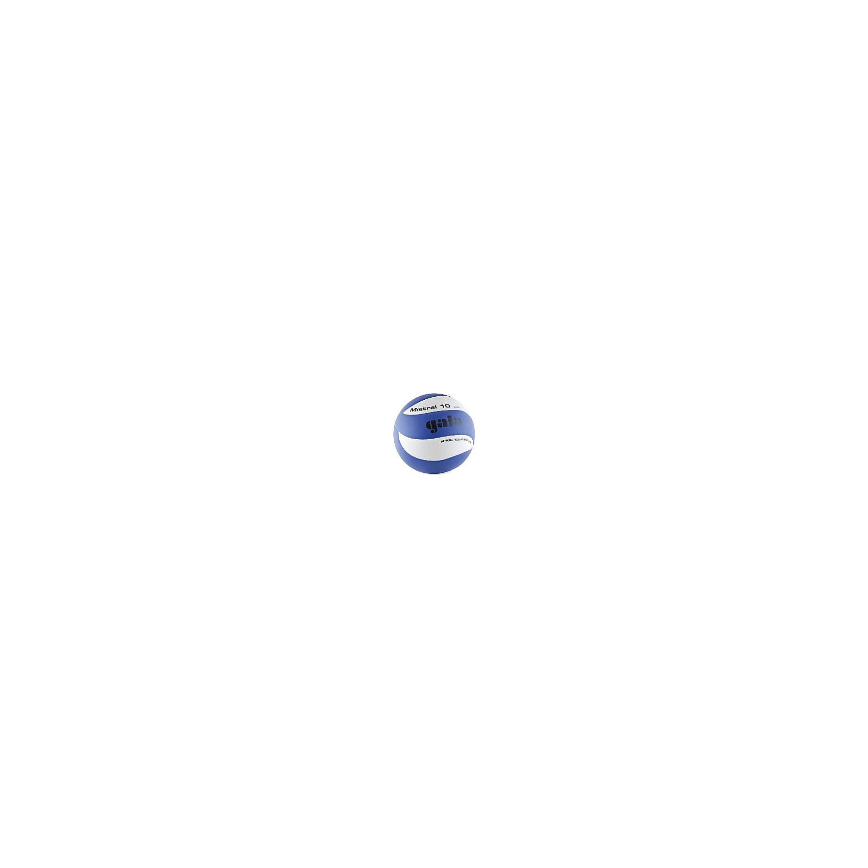 Волейбольный мяч Mistral 10, р. 5, синт. кожа, Gala