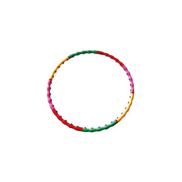 Обруч массажный разборный 45 BD, Z-SportsТренажёры<br>Основные характеристики<br><br>Тип: разборный, массажный<br>Диаметр: 105см<br>Материал: полипропилен<br>Количество сегментов: 8шт.<br>Вес: 0.8кг<br>Цвет: розовый/желтый<br>Страна-производитель: Китай<br>Упаковка: индивидуальная цветная коробка<br><br>Обруч применяется для коррекции фигуры в области талии, тренировки брюшных мышц, улучшения работы дыхательной и сердечно-сосудистой систем, повышая общий тонус организма. Развивает координацию движений, гибкость, укрепляет вестибулярный аппарат, мышцы рук, плеч, спины и ног. Нормализует работу кишечника. Имеет массажную поверхность, что дополнительно стимулирует проблемные зоны при тренировках. <br><br>Преимущества обруча 45BD:<br>- наличие внутренней массажной поверхности, обеспечивающей массаж в области талии и, тем самым, способствующей скорейшему сжиганию лишних килограмов;<br>- простой механизм сборки/разборки обруча и удобство в хранении.<br>Ширина мм: 90; Глубина мм: 440; Высота мм: 240; Вес г: 1650; Возраст от месяцев: 36; Возраст до месяцев: 192; Пол: Унисекс; Возраст: Детский; SKU: 5056655;