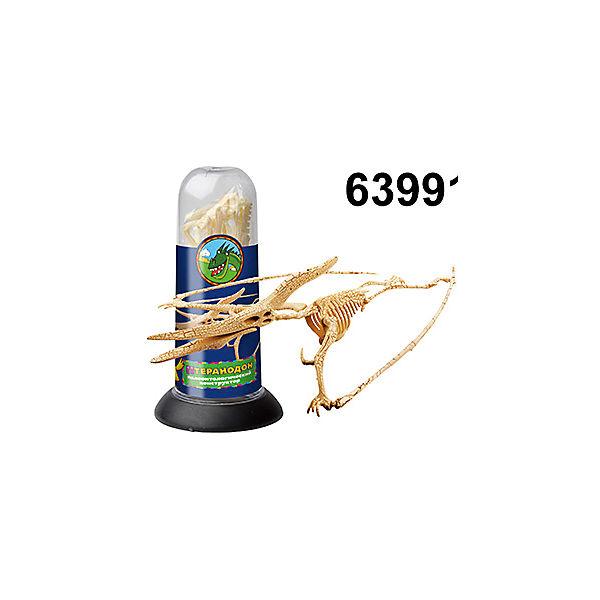 Палеонтологический конструктор - Птеранодон, Kribly Boo