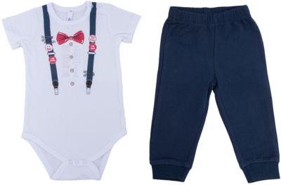 Комплект: боди и брюки для мальчика PlayToday