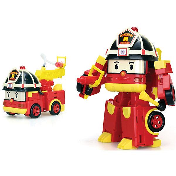 Трансформер Рой Мега, Робокар ПолиРобокар Поли<br>Трансформер Рой Мега, Робокар Поли.<br><br>Характеристики:<br><br>- В наборе: робот, перфоратор, фонарь, огнетушитель, молоток, насадка-брандспойт<br>- Материал: пластик<br>- Высота робота: 25 см.<br>- Размер машинки: 18 x 10 x 15 см.<br>- Батарейки: 4 х АА / LR6 1.5V (не входят в комплект)<br>- Упаковка: картонная коробка блистерного типа<br>- Размер упаковки: 24,1х17,7х33 см.<br>- Вес: 1,358 кг.<br><br>Робокар Рой всегда рад прийти на помощь! Если случается беда, он легко трансформируется в пожарную машину и мчится спасать жителей Брумстауна. В его арсенале есть все необходимое - фонарь, огнетушитель, перфоратор и насадка на шланг. Сам шланг можно поднимать и опускать. Световые и звуковые эффекты сделают игру реалистичнее и увлекательнее. Если нажать на маячок, который находится на каске робота, то он засветится и завоет сирена. А если нажать на треугольную кнопку, то зазвучит музыка и засветятся фары. Эта игрушка непременно понравится вашему малышу. Порадуйте ребенка таким замечательным подарком!<br><br>Трансформера Рой Мега, Робокар Поли можно купить в нашем интернет-магазине.<br>Ширина мм: 241; Глубина мм: 177; Высота мм: 330; Вес г: 1358; Возраст от месяцев: 36; Возраст до месяцев: 2147483647; Пол: Унисекс; Возраст: Детский; SKU: 5059829;