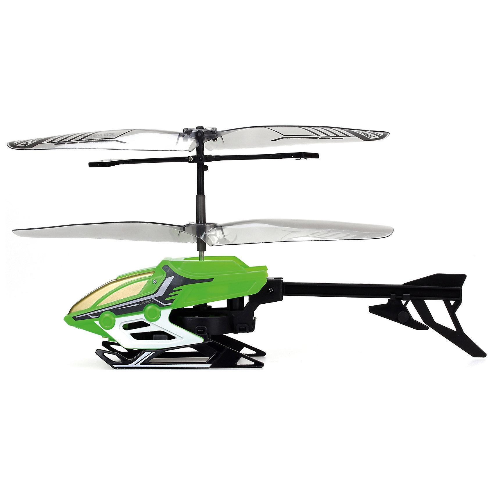 Silverlit Вертолет 2-х канальный Alpha Y, Silverlit 2 канальный вертолет silverlit heli armor с защитными кольцами