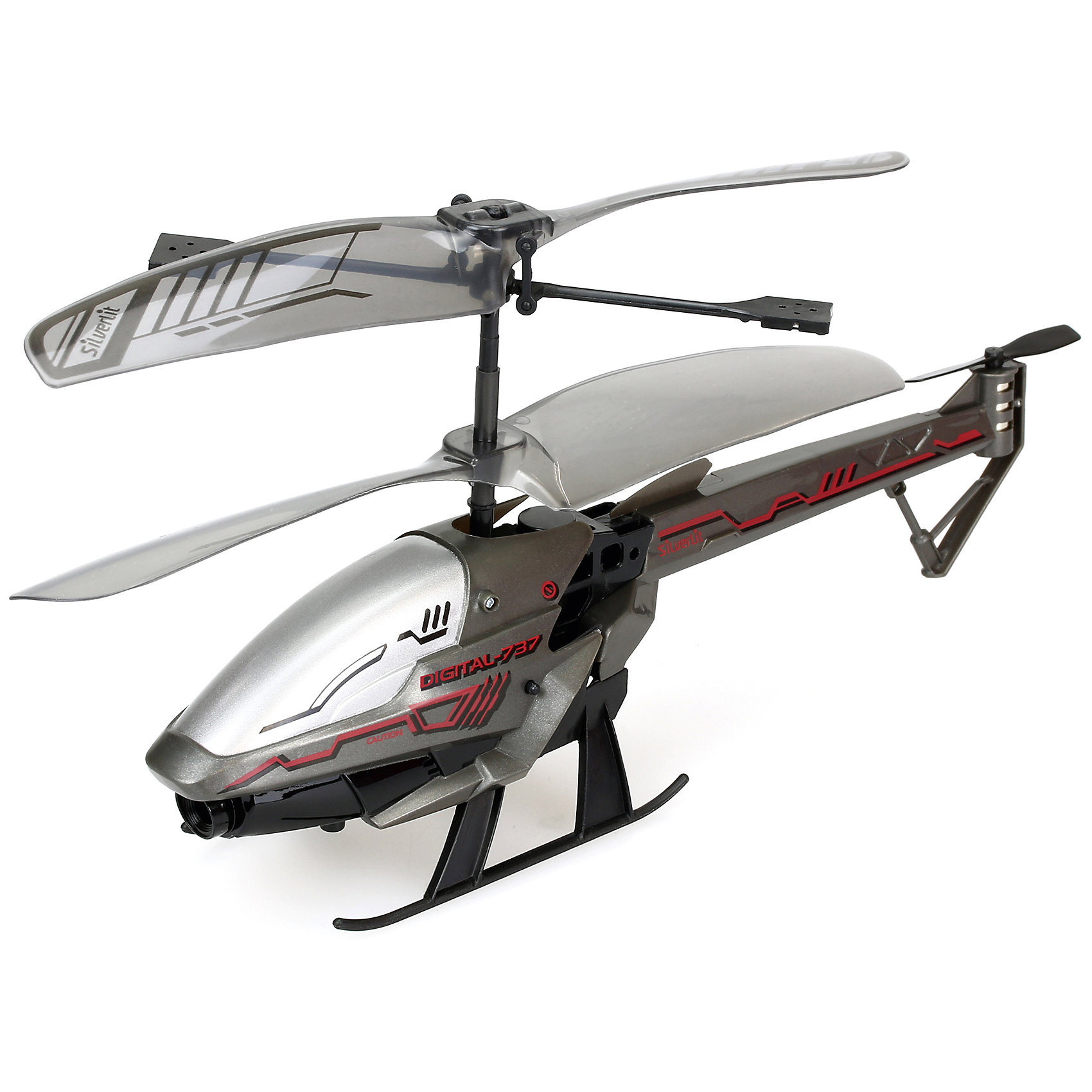 Вертолет 3-х канальный Spy Cam 3 с камерой, SilverlitСамолёты и вертолёты<br>Вертолет 3-х канальный Spy Cam 3 с камерой, Silverlit.<br><br>Характеристики:<br><br>- Комплектация: вертолет, пульт управления<br>- Материал: пластик, металл<br>- Размер вертолета: 31 x 9 x 33 см.<br>- Количество каналов: 3<br>- Режим «простое управление»<br>- Типы передачи данных, зарядка: USB<br>- Тип питания вертолета: встроенный литий-полимерный аккумулятор<br>- Батарейки для пульта: 4 х АА / LR6 1,5V (не входят в комплект)<br>- Память: Micro SD 256 мб<br><br>Трехканальный вертолет Spy Cam 3 от Silverlit настоящий боевой вертолет со шпионским оборудованием для маленьких суперагентов! Кто из нас в детстве не мечтал ощутить себя настоящим шпионом?! Благодаря встроенной видеокамере, позволяющей сделать около 800 качественных фотоснимков, а также снять 5-минутный видеоролик, это стало возможно! Используя порт USB юный шпион может передать добытые файлы на компьютер и спокойно и вдумчиво оценить обстановку на территории противника. Дистанционно управляемый вертолет имеет двойные лопасти, которые помогают ему быстро набрать предельную высоту. Предусмотрена система автоматического взлета и посадки. Имеется возможность увеличения объема памяти с помощью карты micro SD (не в комплекте). Продукция сертифицирована, экологически безопасна для ребенка, использованные красители не токсичны и гипоаллергенны.<br><br>Вертолет 3-х канальный Spy Cam 3 с камерой, Silverlit можно купить в нашем интернет-магазине.<br><br>Ширина мм: 330<br>Глубина мм: 89<br>Высота мм: 304<br>Вес г: 596<br>Возраст от месяцев: 36<br>Возраст до месяцев: 2147483647<br>Пол: Унисекс<br>Возраст: Детский<br>SKU: 5059838