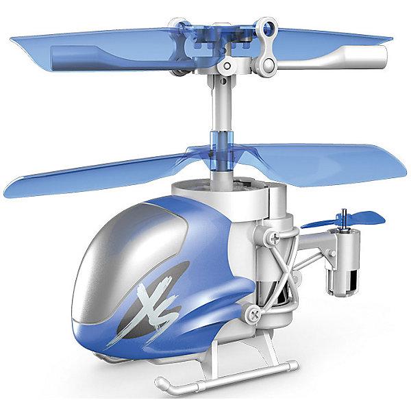 Вертолет Нано Фалкон XS (из книги рекордов Гиннесса), SilverlitСамолёты и вертолёты<br>Вертолет Нано Фалкон XS (из книги рекордов Гиннесса), Silverlit.<br><br>Характеристики:<br><br>- Комплектация: маленький вертолет, пульт управления, кейс для хранения<br>- Размер вертолета: 4,5х4,5х 2 см.<br>- Батарейки: 4 х АА (не входят в комплект)<br>- Материал: пластик, металл<br>- Количество каналов: 3<br>- Дистанция: 8 м.<br>- Время зарядки: 25-30 мин.<br><br>Вертолет Нано Фалкон XS - высокотехнологичный вертолет из книги рекордов Гиннесса. Нано Фалкон XS - самая маленькая летающая игрушка. Вертолет предназначен для полетов по замкнутому пространству, он хорошо проходит, виражи небольших квартир и может пролетать под столами и стульями. В игрушке встроен гироскоп (прибор для навигации), позволяющий не сталкиваться с встречными предметами. Двойные лопасти вертолета крутятся в противоположных направлениях и поднимают машину вверх. Пульт управления объединен с зарядным устройством. На пульте установлены тумблеры для поворота модели, а так же спуска и подъема. Вертолет работает на Li-Poly аккумуляторе. На хвостовой части вертолета имеется отдельный винт. В комплекте есть специальный кейс, который можно использовать как парковочную площадку и как место для хранения и переноски модели. Продукция сертифицирована, экологически безопасна для ребенка, использованные красители не токсичны и гипоаллергенны.<br><br>Вертолет Нано Фалкон XS (из книги рекордов Гиннесса), Silverlit можно купить в нашем интернет-магазине.<br>Ширина мм: 7; Глубина мм: 172; Высота мм: 248; Вес г: 311; Возраст от месяцев: 36; Возраст до месяцев: 2147483647; Пол: Унисекс; Возраст: Детский; SKU: 5059840;