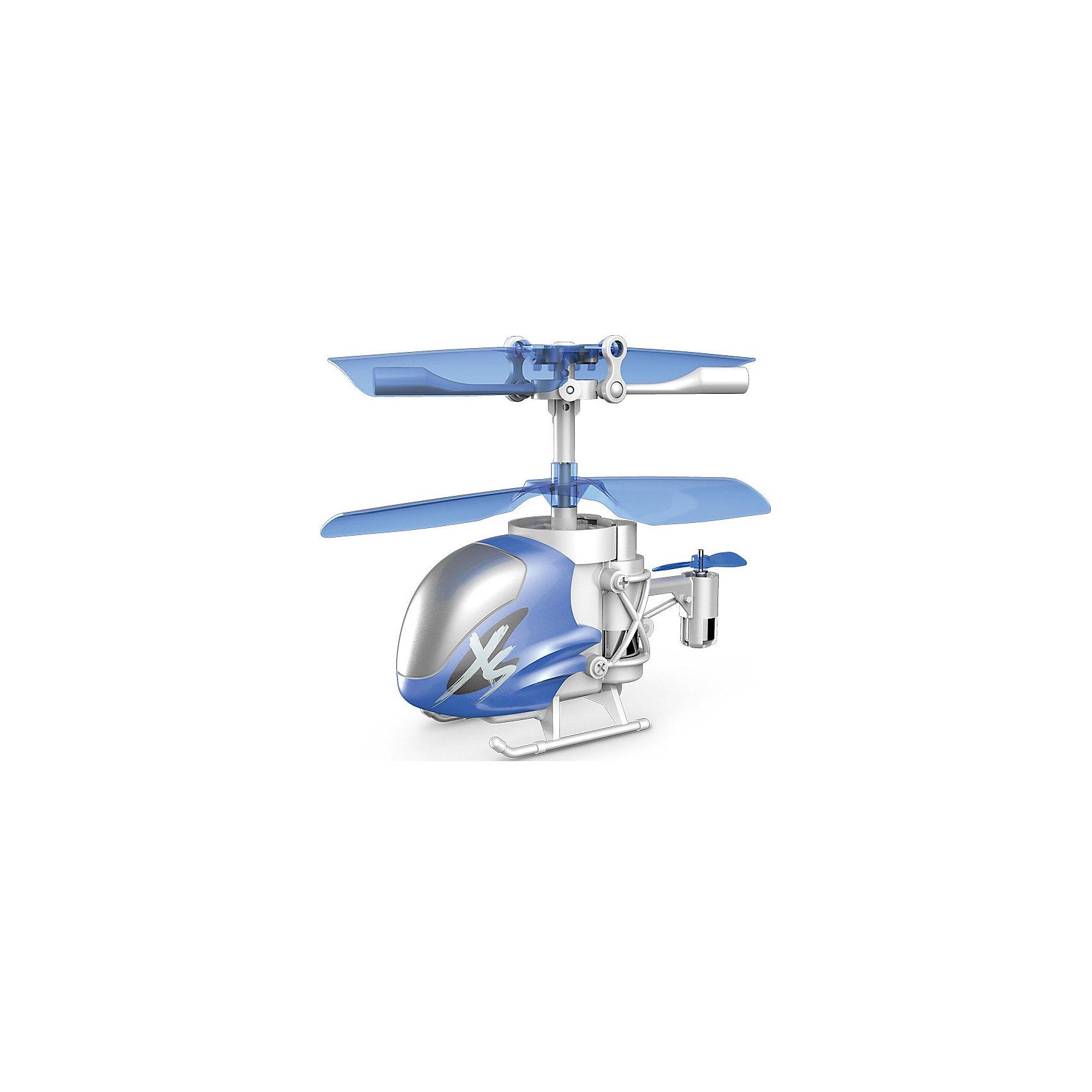 Silverlit Вертолет Нано Фалкон XS (из книги рекордов Гиннесса), Silverlit купить вертолет на пульте управления в костроме