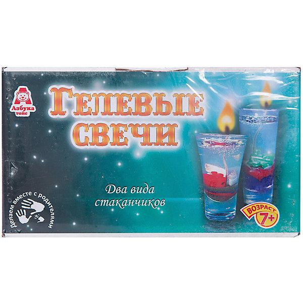 Свечи гелевые ТранспортНаборы для создания свечей<br>Характеристики товара:<br><br>• упаковка: коробка<br>• материал: гель<br>• возраст: 7+<br>• масса: 470 г<br>• габариты: 170х80х100 мм<br>• комплектация: 2 стеклянных стаканчика, гель, фитиль, пластмассовый ножик и ложка, песок, декоративные элементы, инструкция<br>• страна бренда: РФ<br>• страна изготовитель: РФ<br><br>Магия огня притягательна для всех возрастов. Создание свечей – интересный и необычный опыт в творчестве малышей. Набор содержит все необходимое, чтобы создать необычную свечу. Готовую свечу можно использовать, как по прямому назначению, так и как элемент декора. <br>Набор станет отличным подарком ребенку, так как он сможет сам сделать красивую вещь для себя или в качестве подарка близким! Материалы, использованные при изготовлении товара, сертифицированы и отвечают всем международным требованиям по качеству. <br><br>Свечи гелевые Транспорт от бренда Азбука Тойс можно приобрести в нашем интернет-магазине.<br><br>Ширина мм: 170<br>Глубина мм: 80<br>Высота мм: 100<br>Вес г: 470<br>Возраст от месяцев: 84<br>Возраст до месяцев: 144<br>Пол: Унисекс<br>Возраст: Детский<br>SKU: 5062901