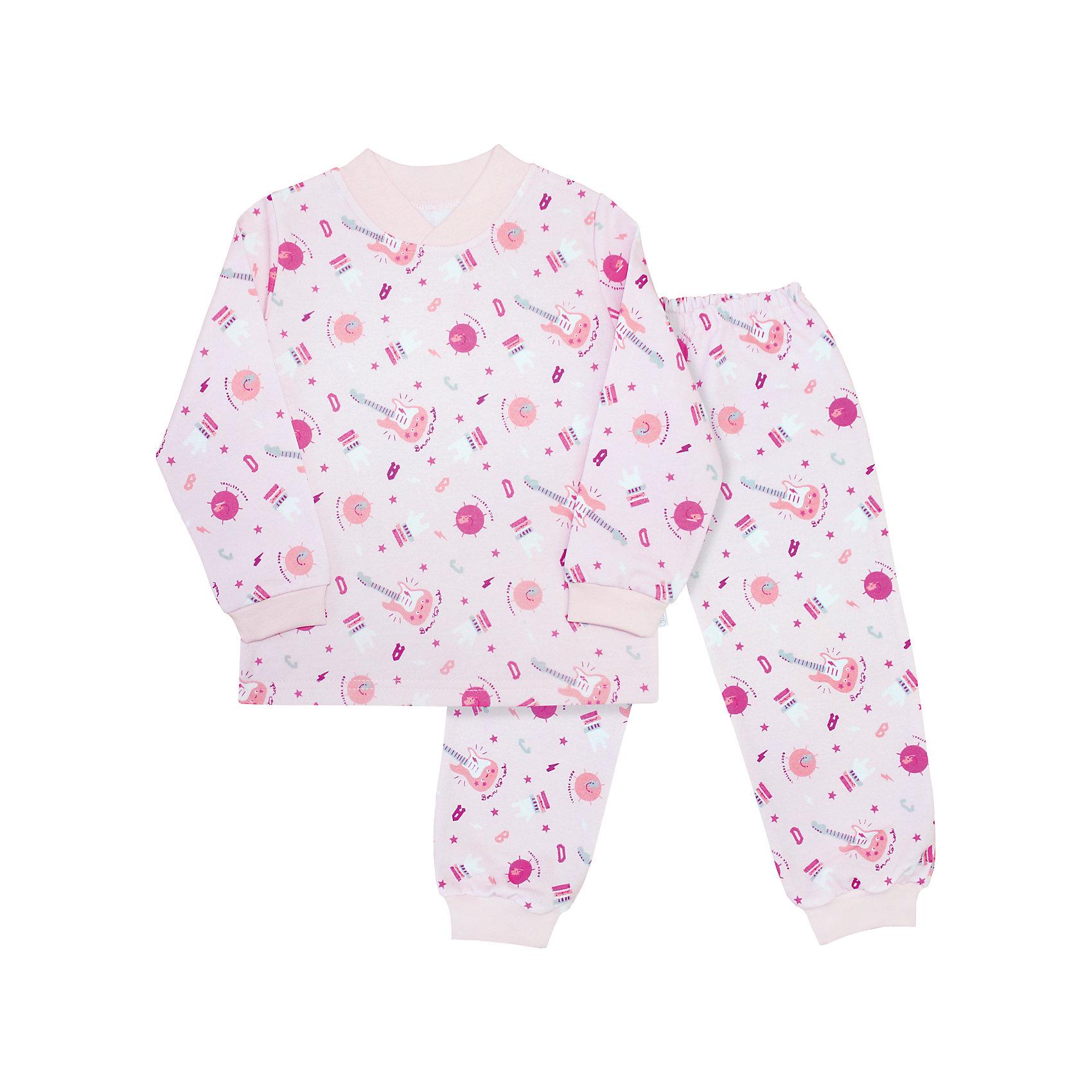 Веселый малыш Пижама для девочки Веселый малыш малыш