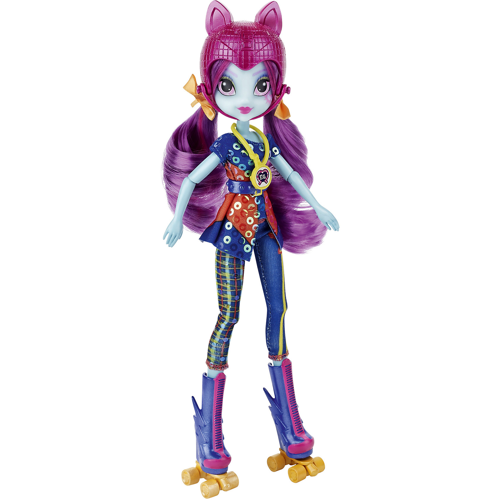 Hasbro Кукла Шедоуболт, с аксессуарами, Эквестрия герлз, B1772/B5683 куклы gulliver кукла дынька 30см