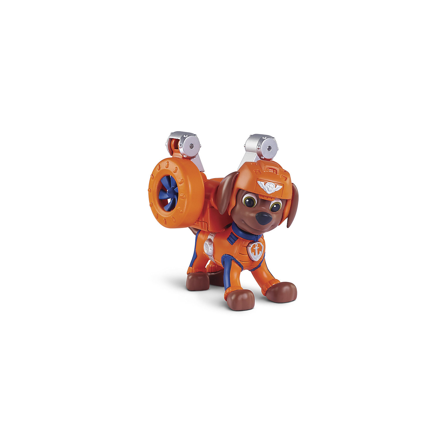 Spin Master Фигурка воздушного спасателя Зума, Щенячий Патруль spin master фигурка спасателя с рюкзаком трансформером рокки щенячий патруль spin master