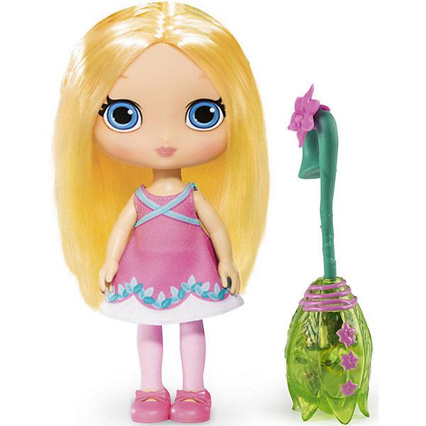 Кукла со светом и звуком Пози, 20 см, Маленькие волшебницы, Spin MasterКуклы<br>Кукла со светом и звуком Пози, 20 см, Маленькие волшебницы, Spin Master<br><br>Характеристики куклы Little Charmers:<br><br>• световые эффекты: если усадить куклу на метлу и наклонить, метла начнет светиться;<br>• звуковые эффекты: свистящий звук полета во время движения;<br>• высота куклы: 20 см;<br>• материал: пластик, текстиль;<br>• батарейки включены в комплект;<br>• размер упаковки: 25х28х8 см;<br>• вес упаковки: 250 г.<br><br>Маленькие волшебницы Little Charmers очень дружны между собой. Блондинка Пози умеет хорошо петь и танцевать. Волосы куклы нейлоновые, их можно расчесывать. Руки и ноги поднимаются и опускаются, голова поворачивается. Кукла Пози может занимать положение «сидя», когда летит на своей волшебной метле. <br><br>В процессе игры с куклами Литтл Чармерс у девочек развивается фантазия, появляется возможность обыграть сцены из мультфильма. <br><br>Куклу со светом и звуком Пози, 20 см, Маленькие волшебницы, Spin Master можно купить в нашем интернет-магазине.<br>Ширина мм: 255; Глубина мм: 75; Высота мм: 280; Вес г: 507; Возраст от месяцев: 36; Возраст до месяцев: 2147483647; Пол: Женский; Возраст: Детский; SKU: 5064309;