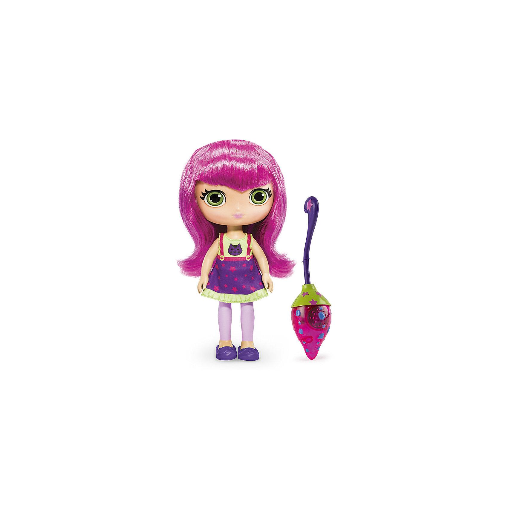 Кукла со светом и звуком Хейзел, 20 см, Маленькие волшебницы, Spin MasterМаленькие волшебницы<br>Кукла со светом и звуком Хазер, 20 см, Маленькие волшебницы, Spin Master<br><br>Характеристики куклы Little Charmers:<br><br>• световые эффекты: если усадить куклу на метлу и наклонить, метла начнет светиться;<br>• звуковые эффекты: свистящий звук полета во время движения;<br>• высота куклы: 20 см;<br>• материал: пластик, текстиль;<br>• батарейки включены в комплект;<br>• размер упаковки: 25х28х8 см;<br>• вес упаковки: 250 г.<br><br>Маленькие волшебницы Little Charmers очень дружны между собой. Героиня Хазер понимает разговор зверей и птиц. Добрая и энергичная волшебница. Волосы куклы нейлоновые, розового цвета, их можно расчесывать. Руки и ноги поднимаются и опускаются, голова поворачивается. Кукла Хазер может занимать положение «сидя», когда летит на своей волшебной метле. <br><br>В процессе игры с куклами Литтл Чармерс у девочек развивается фантазия, появляется возможность обыграть сцены из мультфильма. <br><br>Куклу со светом и звуком Хазер, 20 см, Маленькие волшебницы, Spin Master можно купить в нашем интернет-магазине.<br><br>Ширина мм: 255<br>Глубина мм: 75<br>Высота мм: 280<br>Вес г: 507<br>Возраст от месяцев: 36<br>Возраст до месяцев: 2147483647<br>Пол: Женский<br>Возраст: Детский<br>SKU: 5064311