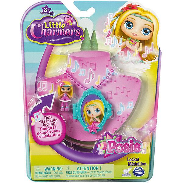 Кулон с Пози, Маленькие волшебницы, Spin MasterМаленькие волшебницы<br>Аксессуар для девочек, полюбивших мультфильм «Маленькие волшебницы». Кулон на бисерной нитке украшен портретом одной из героинь Little Charmers, Пози. Входящая в комплект миниатюрная куколка Пози – это пластиковая минифигурка, у которой шарнирные конечности, поднимаются ручки и ножки, поворачивается голова. Волосы и платьице выполнено из пластика. Кулон открывается, внутрь можно поместить фигурку Пози.<br><br>Размер упаковки: 27х19х24 см<br>Вес упаковки: 250 г<br><br>Кулон с Пози, Маленькие волшебницы, Spin Master можно купить в нашем интернет-магазине.<br><br>Ширина мм: 190<br>Глубина мм: 30<br>Высота мм: 240<br>Вес г: 113<br>Возраст от месяцев: 36<br>Возраст до месяцев: 2147483647<br>Пол: Женский<br>Возраст: Детский<br>SKU: 5064316
