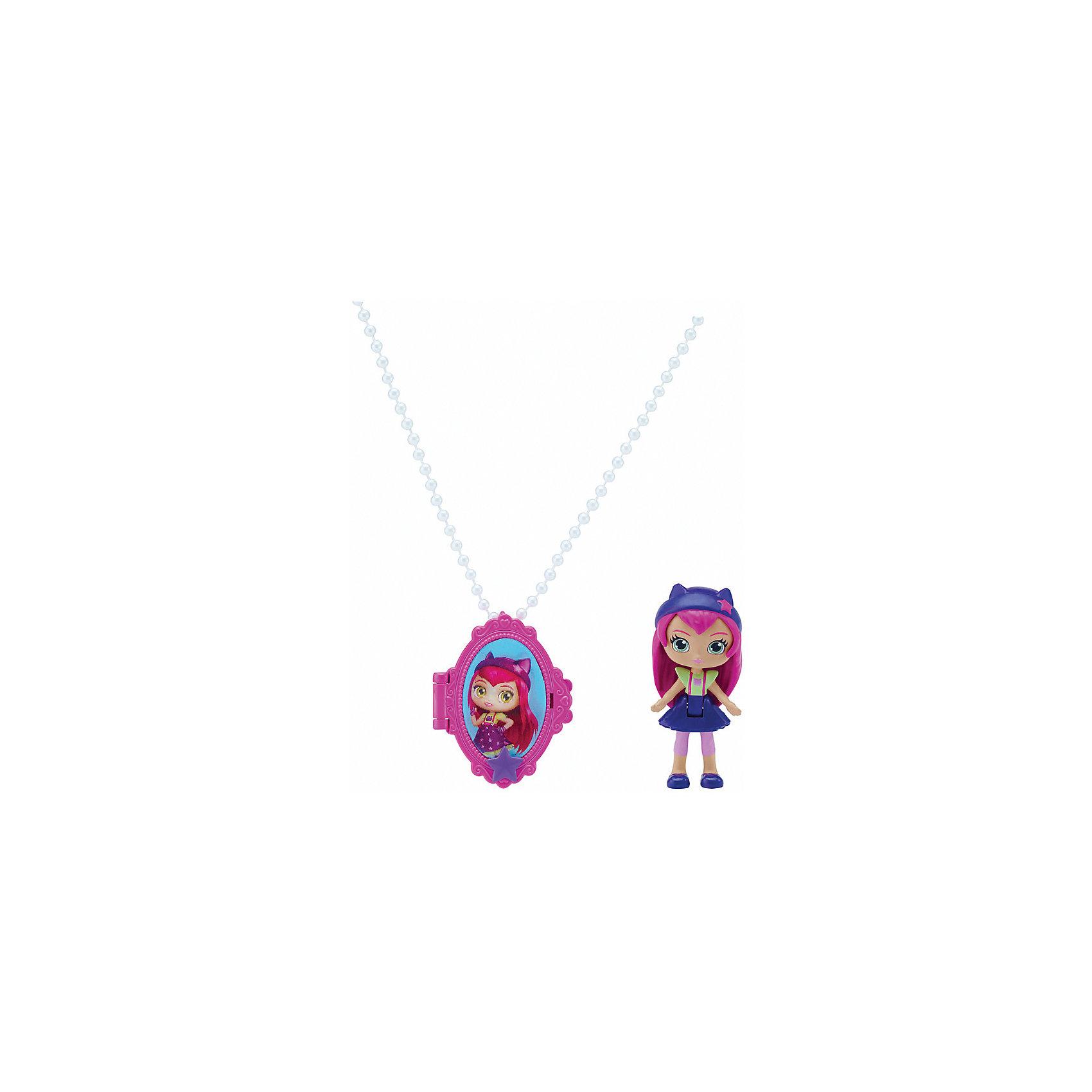 Кулон с Хейзел, Маленькие волшебницы, Spin MasterМаленькие волшебницы<br>Аксессуар для девочек, полюбивших мультфильм «Маленькие волшебницы». Кулон на бисерной нитке украшен портретом одной из героинь Little Charmers, Хазер. Входящая в комплект миниатюрная куколка Хазер – это пластиковая минифигурка, у которой шарнирные конечности, поднимаются ручки и ножки, поворачивается голова. Волосы и платьице выполнено из пластика. Кулон открывается, внутрь можно поместить фигурку Хазер.<br><br>Размер упаковки: 27х19х24 см<br>Вес упаковки: 250 г<br><br>Кулон с Хазер, Маленькие волшебницы, Spin Master можно купить в нашем интернет-магазине.<br><br>Ширина мм: 190<br>Глубина мм: 30<br>Высота мм: 240<br>Вес г: 113<br>Возраст от месяцев: 36<br>Возраст до месяцев: 2147483647<br>Пол: Женский<br>Возраст: Детский<br>SKU: 5064317
