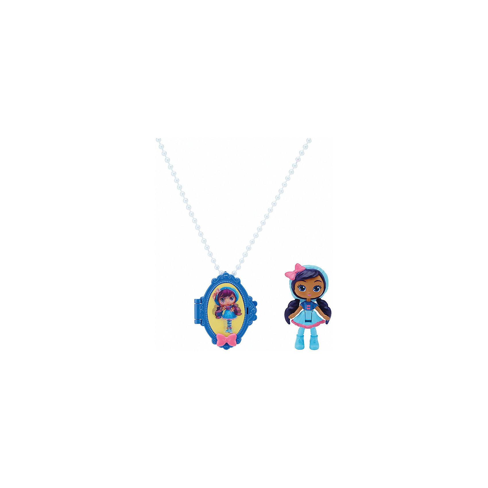Кулон с Лавендер, Маленькие волшебницы, Spin MasterМаленькие волшебницы<br>Аксессуар для девочек, полюбивших мультфильм «Маленькие волшебницы». Кулон на бисерной нитке украшен портретом одной из героинь Little Charmers, Лавендер. Входящая в комплект миниатюрная куколка Лавендер – это пластиковая минифигурка, у которой шарнирные конечности, поднимаются ручки и ножки, поворачивается голова. Волосы и платьице выполнено из пластика. Кулон открывается, внутрь можно поместить фигурку Лавендер.<br><br>Размер упаковки: 27х19х24 см<br>Вес упаковки: 250 г<br><br>Кулон с Лавендер, Маленькие волшебницы, Spin Master можно купить в нашем интернет-магазине.<br><br>Ширина мм: 190<br>Глубина мм: 30<br>Высота мм: 240<br>Вес г: 113<br>Возраст от месяцев: 36<br>Возраст до месяцев: 2147483647<br>Пол: Женский<br>Возраст: Детский<br>SKU: 5064318