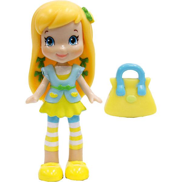 Кукла Лимон, Шарлотта Земляничка, 8 см, The BridgeКуклы<br>Минифигурка Strawberry Shortcake высотой 8 см – героиня мультсериала для девочек. Пластиковая фигурка Лимоны с подвижными конечностями. В комплекте с куколкой идет миниатюрная сумочка, которую можно надеть героине на ручку. <br><br>В процессе игры девочки придумывают новые сюжеты для героев мультфильма «Шарлотта Земляничка», заботятся о своих подопечных. <br><br>Размер упаковки: 11х3х16 см<br>Вес упаковки: 100 г<br><br>Куклу Лимон, Шарлотта Земляничка, 8 см, The Bridge можно купить в нашем интернет-магазине.<br><br>Ширина мм: 40<br>Глубина мм: 115<br>Высота мм: 160<br>Вес г: 81<br>Возраст от месяцев: 36<br>Возраст до месяцев: 2147483647<br>Пол: Женский<br>Возраст: Детский<br>SKU: 5064324