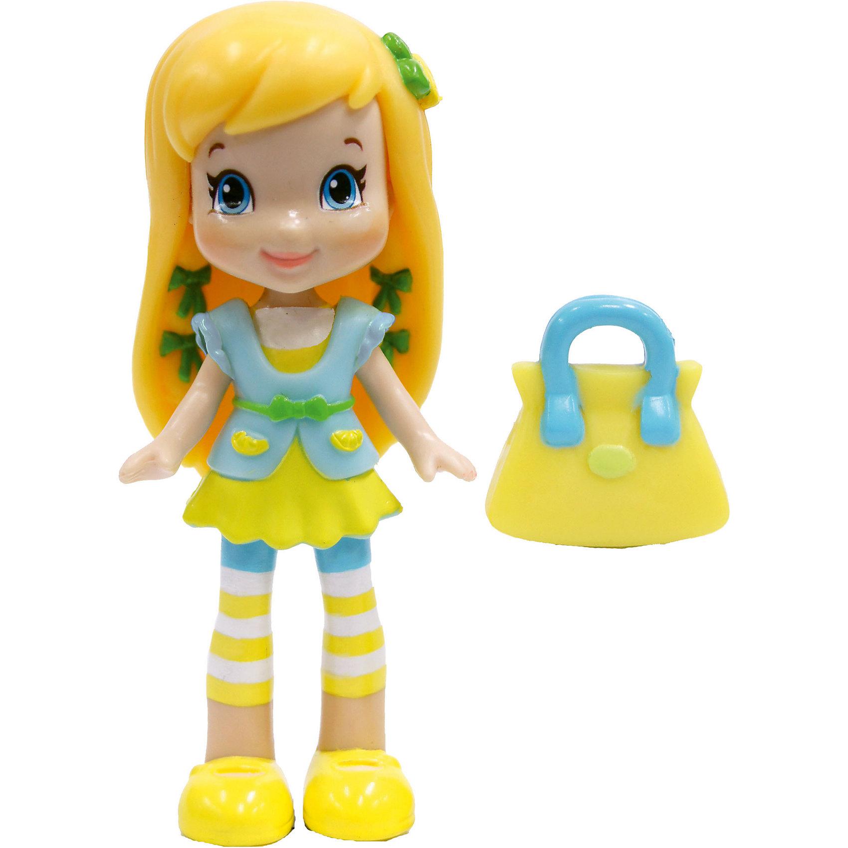 Кукла Лимон, Шарлотта Земляничка, 8 см, The BridgeБренды кукол<br>Минифигурка Strawberry Shortcake высотой 8 см – героиня мультсериала для девочек. Пластиковая фигурка Лимоны с подвижными конечностями. В комплекте с куколкой идет миниатюрная сумочка, которую можно надеть героине на ручку. <br><br>В процессе игры девочки придумывают новые сюжеты для героев мультфильма «Шарлотта Земляничка», заботятся о своих подопечных. <br><br>Размер упаковки: 11х3х16 см<br>Вес упаковки: 100 г<br><br>Куклу Лимон, Шарлотта Земляничка, 8 см, The Bridge можно купить в нашем интернет-магазине.<br><br>Ширина мм: 40<br>Глубина мм: 115<br>Высота мм: 160<br>Вес г: 81<br>Возраст от месяцев: 36<br>Возраст до месяцев: 2147483647<br>Пол: Женский<br>Возраст: Детский<br>SKU: 5064324