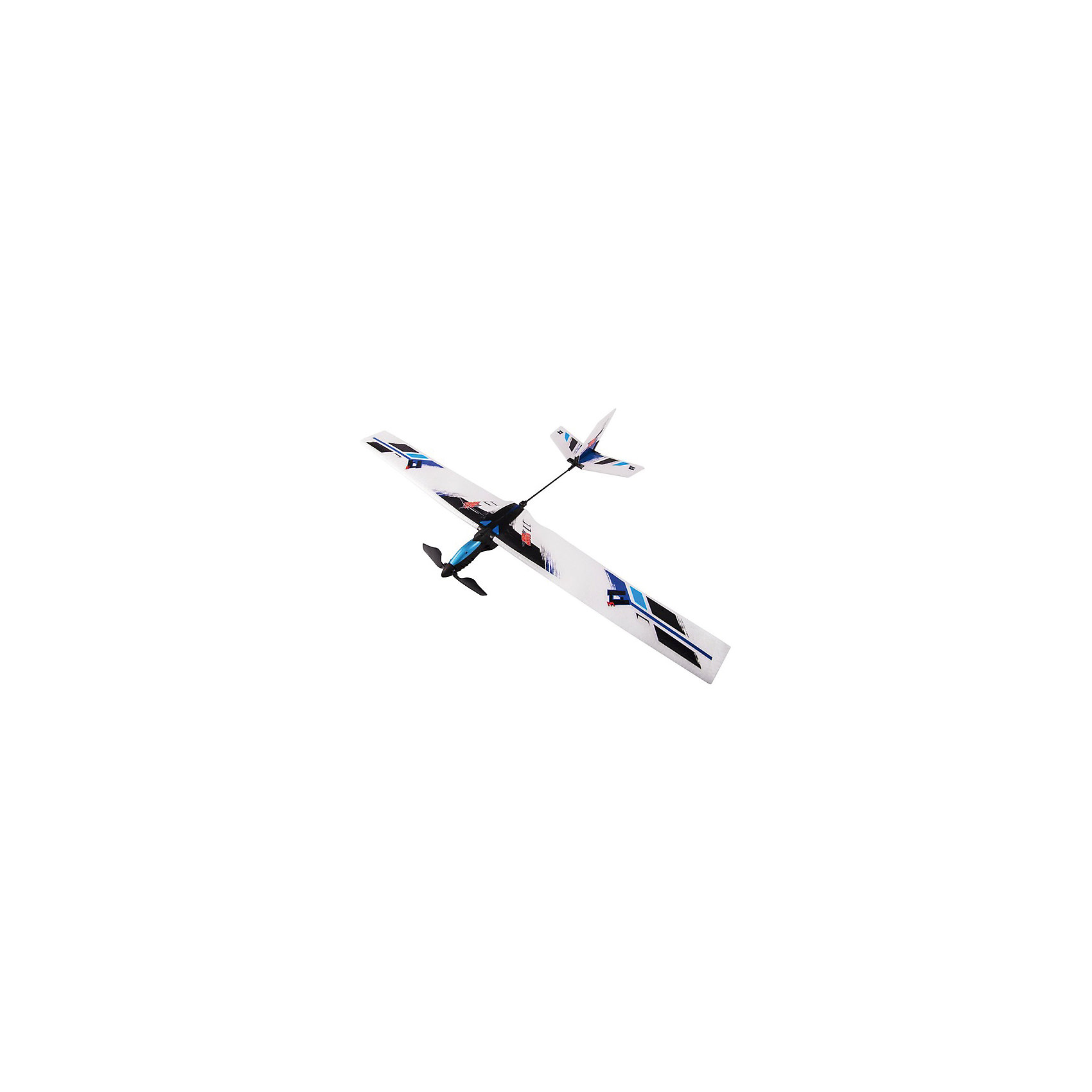 Планер с моторчиком, синий, AirHogsЭлектронная игрушка планер AirHogs с моторчиком. <br><br>Характеристики планера с моторчиком AirHogs:<br><br>• преодолевает расстояние до 22 метров;<br>• размах крыльев составляет 56 см;<br>• батарейки включены в комплект: 2 шт. типа АА;<br>• размер упаковки: 25,3х15х30 см;<br>• вес упаковки: 737 г.<br><br>Сборная модель планера с моторчиком для игр на улице работает от батареек. Легкий пластик, большие крылья и надежное крепление деталей друг с другом дает планеру маневренность и плавный ход. Кнопка активации находится возле кабины, предусмотрено автоматическое отключение через 12 секунд. Планер в собранном виде украшается наклейками. <br><br>Планер с моторчиком, синий, AirHogs можно купить в нашем интернет-магазине.<br><br>Ширина мм: 30<br>Глубина мм: 180<br>Высота мм: 350<br>Вес г: 312<br>Возраст от месяцев: 36<br>Возраст до месяцев: 2147483647<br>Пол: Мужской<br>Возраст: Детский<br>SKU: 5064331