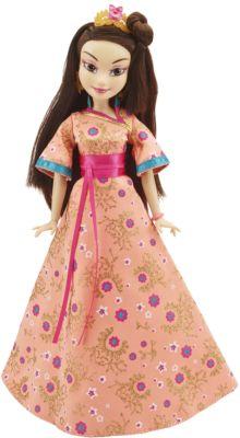 Hasbro Кукла Лони, светлые герои в платьях для коронации, Наследники, Disney