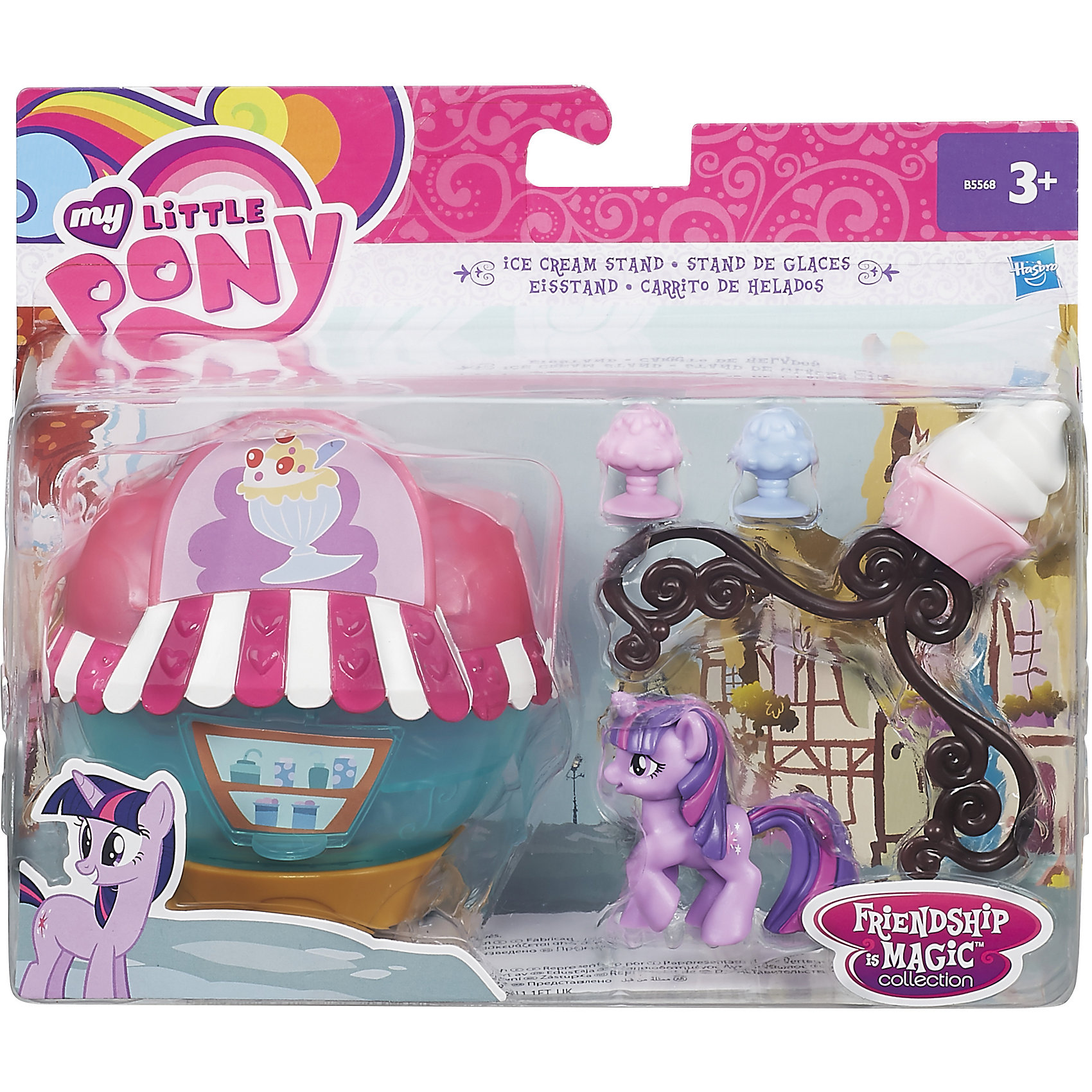 ������������� ������� ����-����� ����, My little Pony, B3597/B5568 (Hasbro)