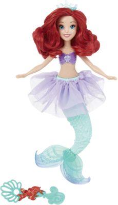 Hasbro Куклы Принцесса Ариель Для Игры С Водой, Принцессы Дисней, B5302/b5303